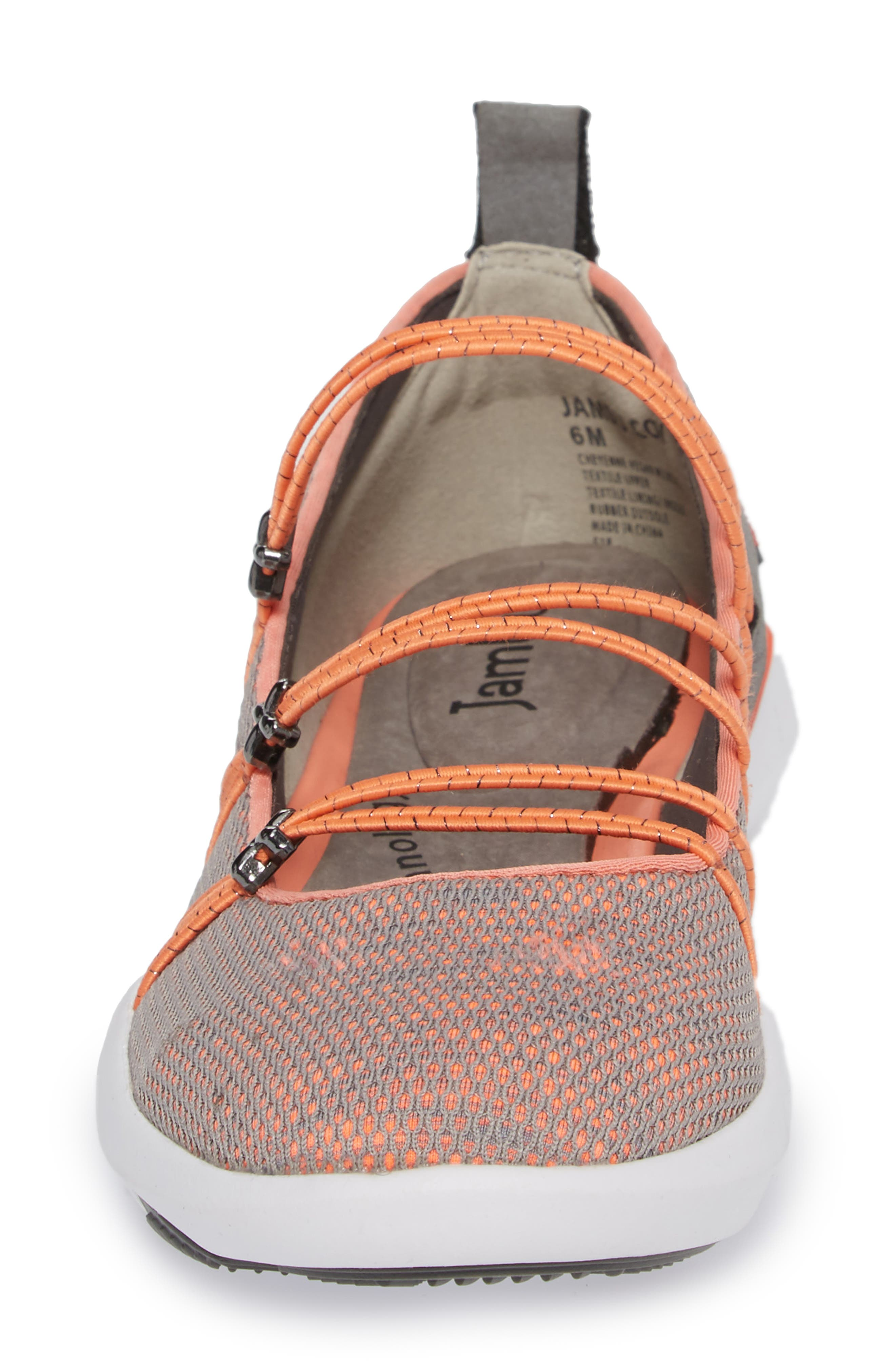 Cheyenne Water Ready Slip-on,                             Alternate thumbnail 4, color,                             ORANGE