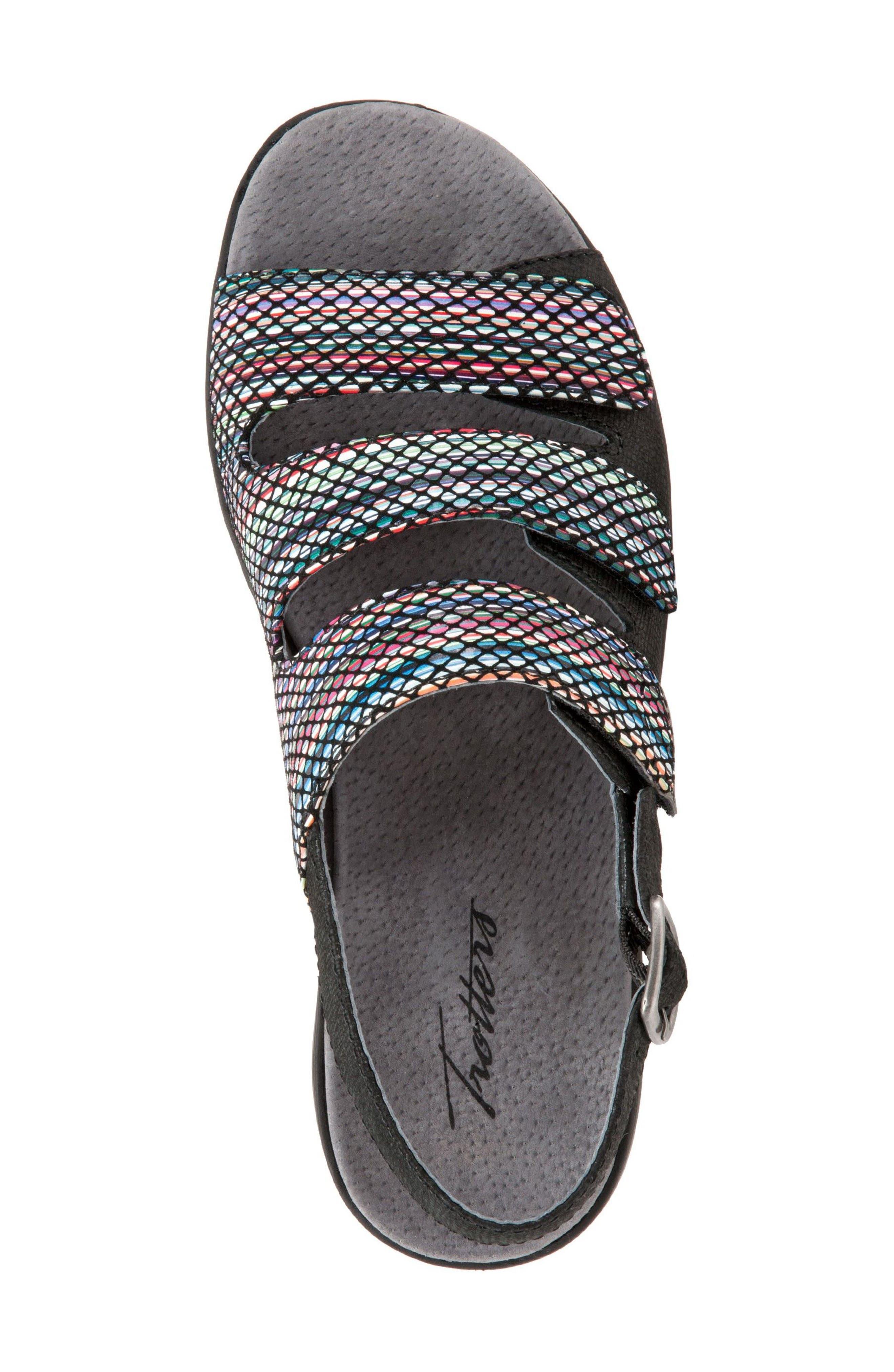 Kendra Strappy Slingback Sandal,                             Alternate thumbnail 10, color,