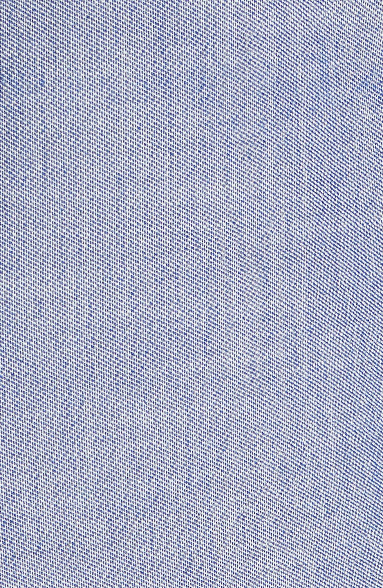 Stretch Woven Suit Blazer,                             Alternate thumbnail 6, color,                             400