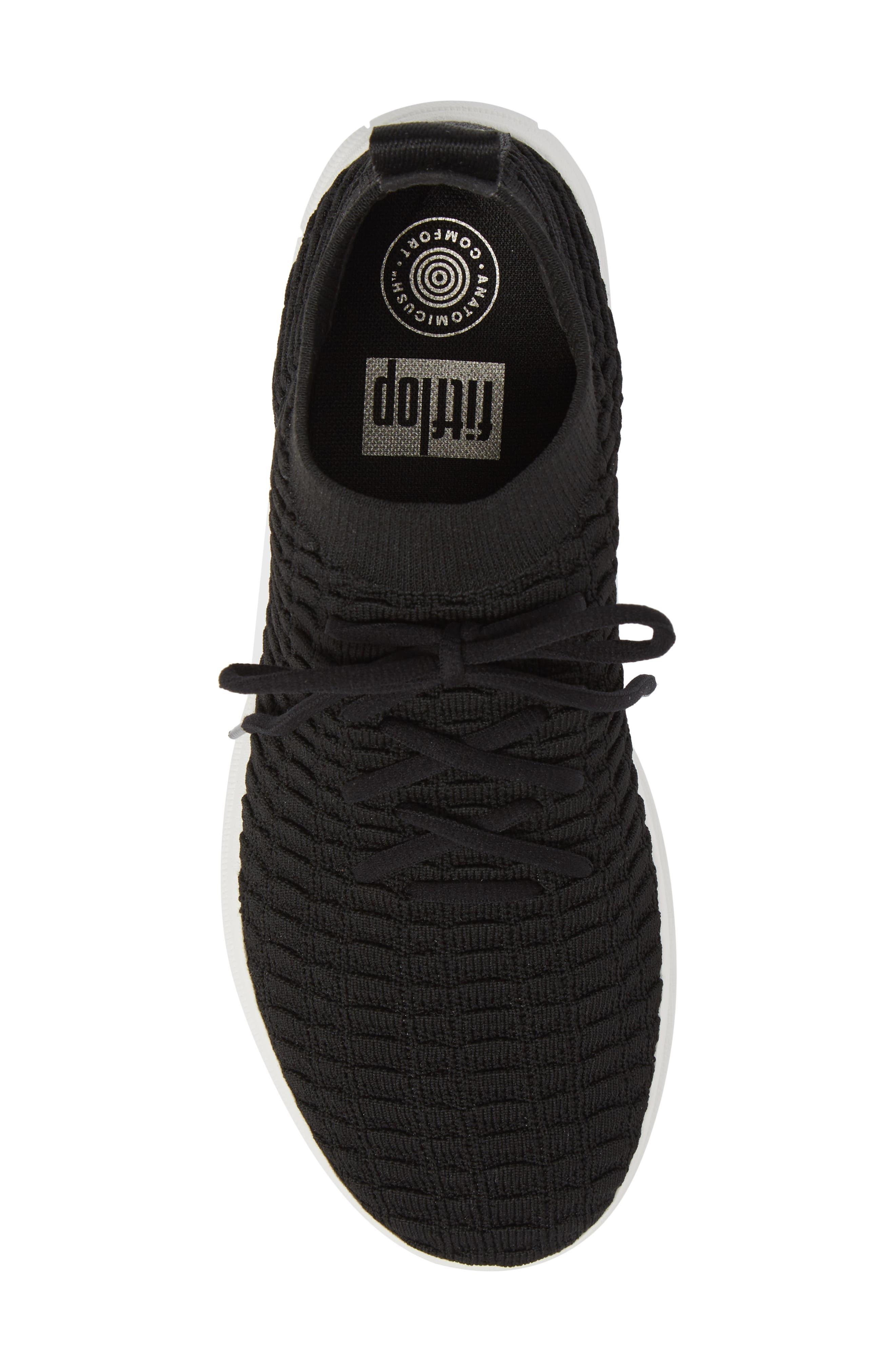 Uberknit<sup>™</sup> Slip-On High Top Sneaker,                             Alternate thumbnail 5, color,                             001