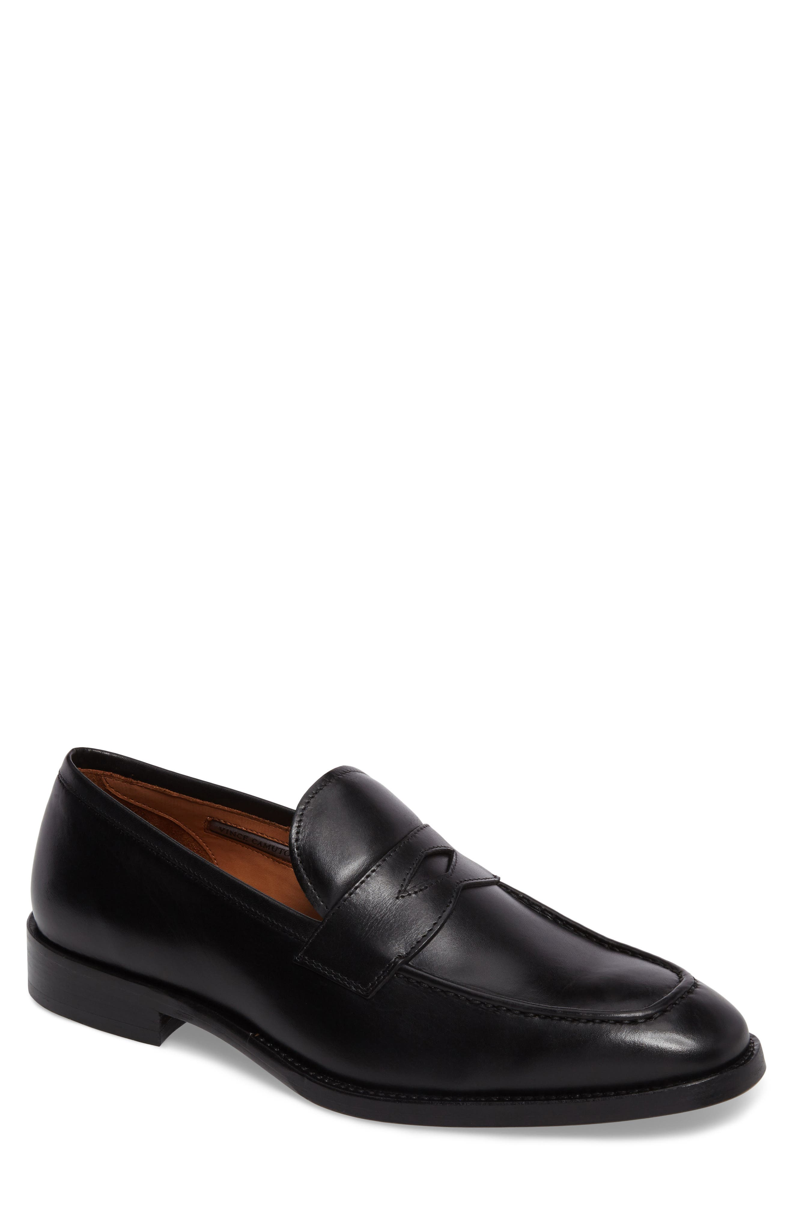 Hoth Penny Loafer,                         Main,                         color, 001