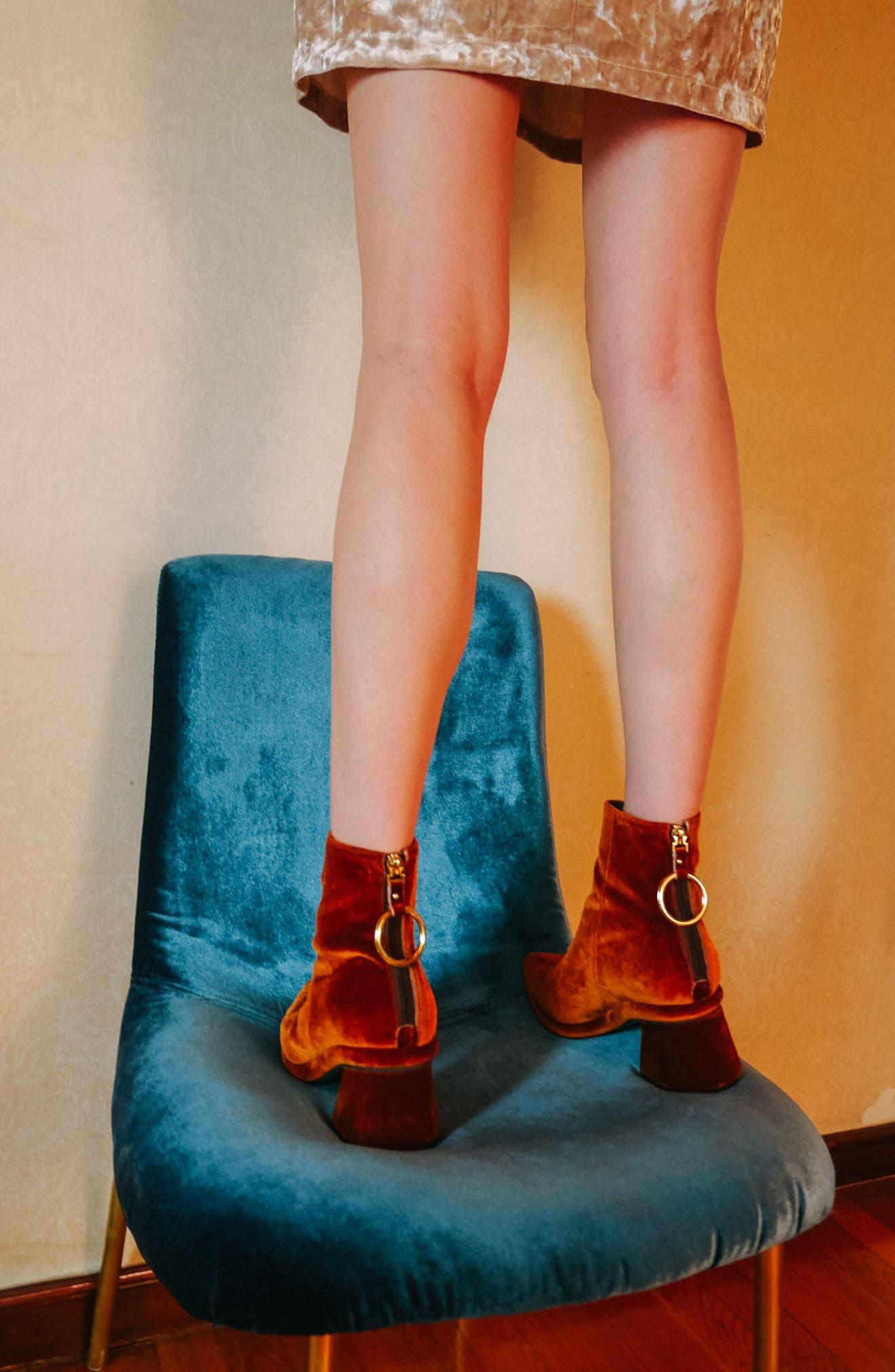 Ring Slim Boot,                             Alternate thumbnail 8, color,                             220
