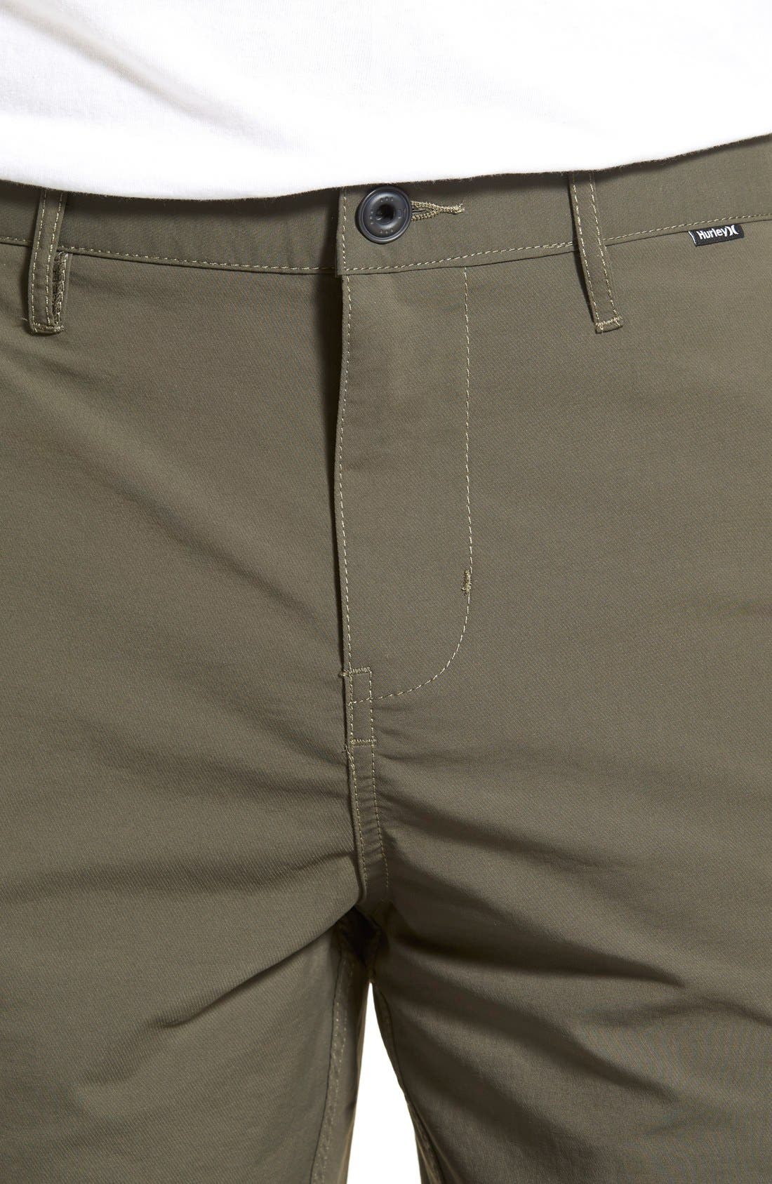 'Dry Out' Dri-FIT<sup>™</sup> Chino Shorts,                             Alternate thumbnail 181, color,