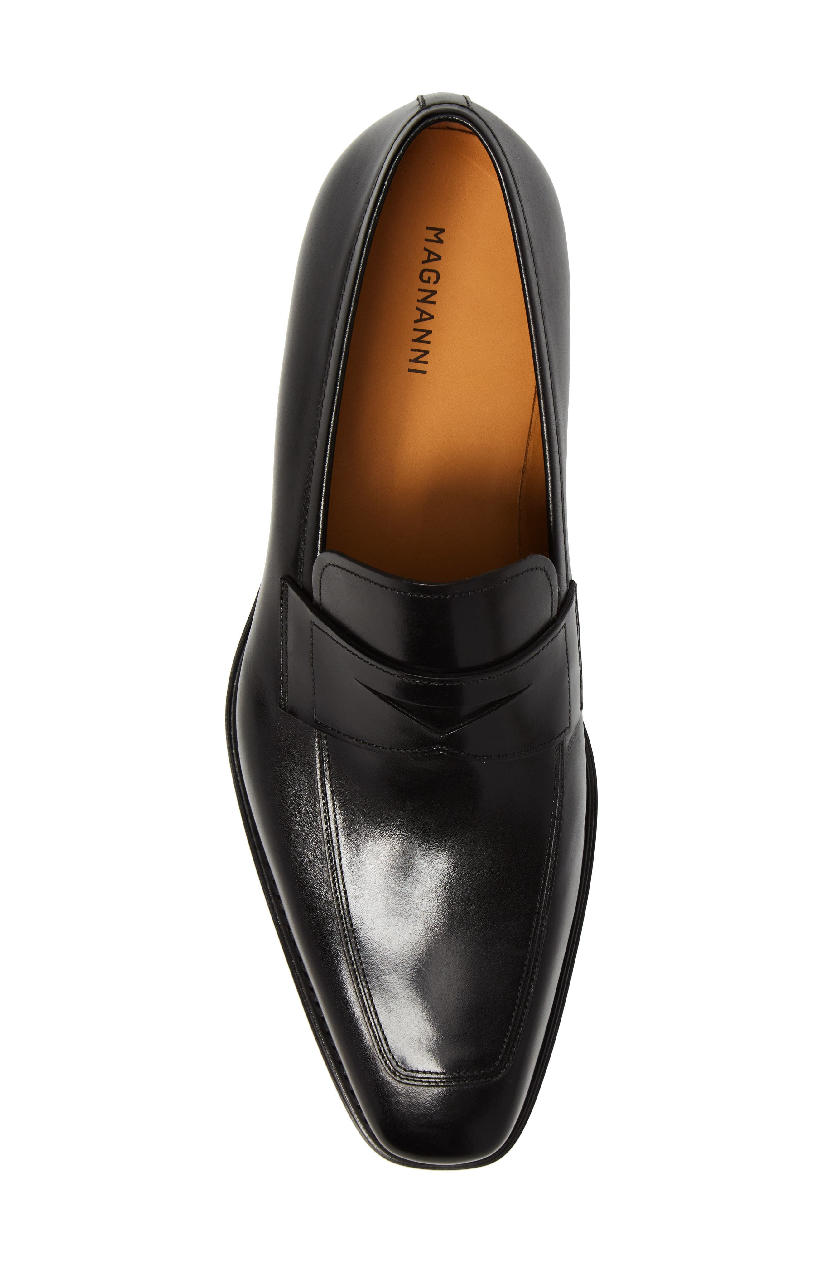 Marc Penny Loafer,                             Alternate thumbnail 5, color,                             001