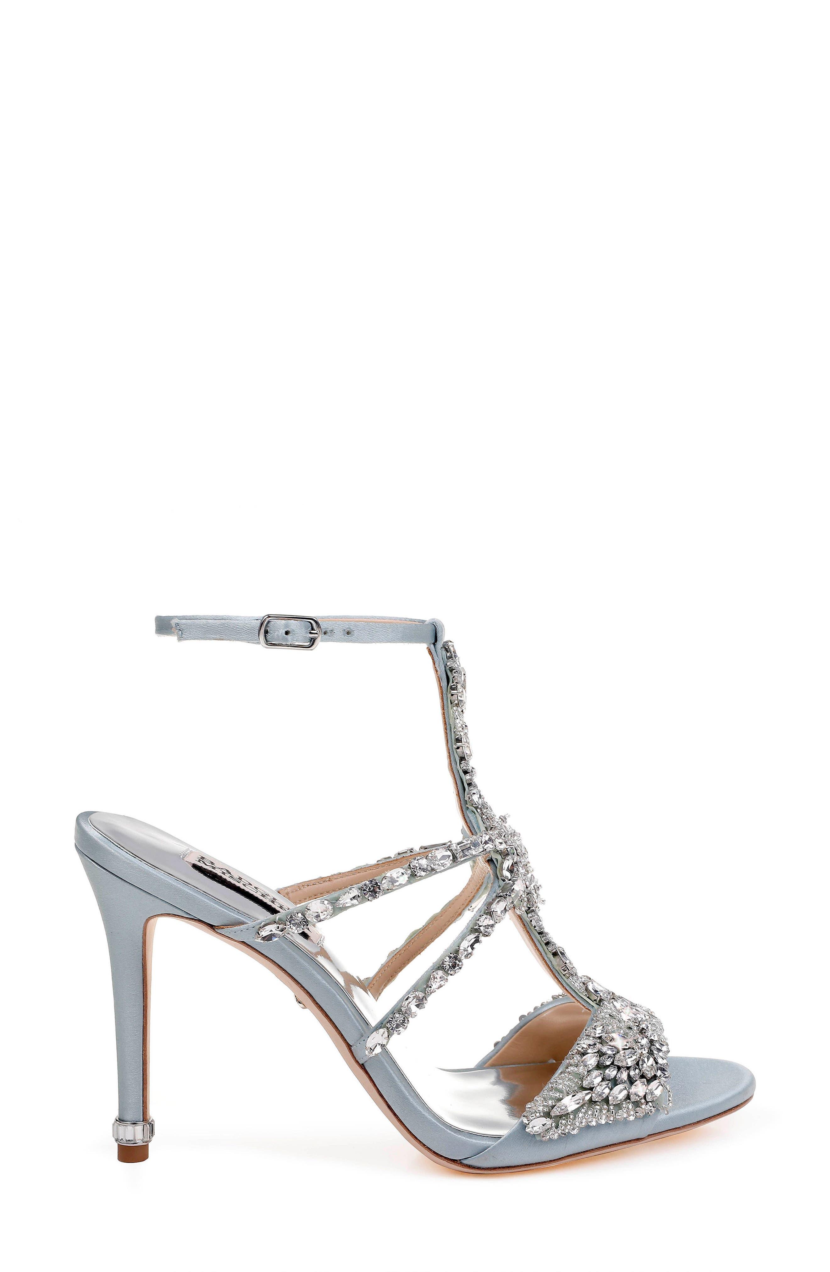 Hughes Crystal Embellished Sandal,                             Alternate thumbnail 9, color,