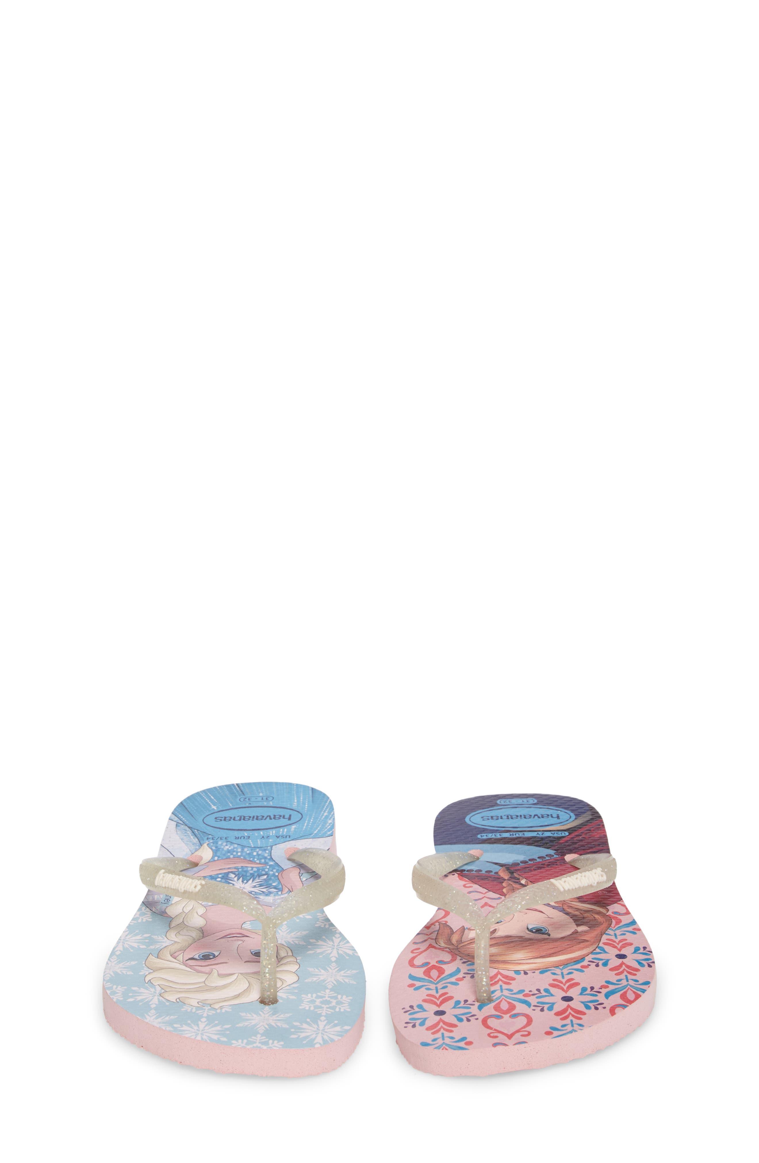 Slim Frozen Flip Flop,                             Alternate thumbnail 5, color,                             100