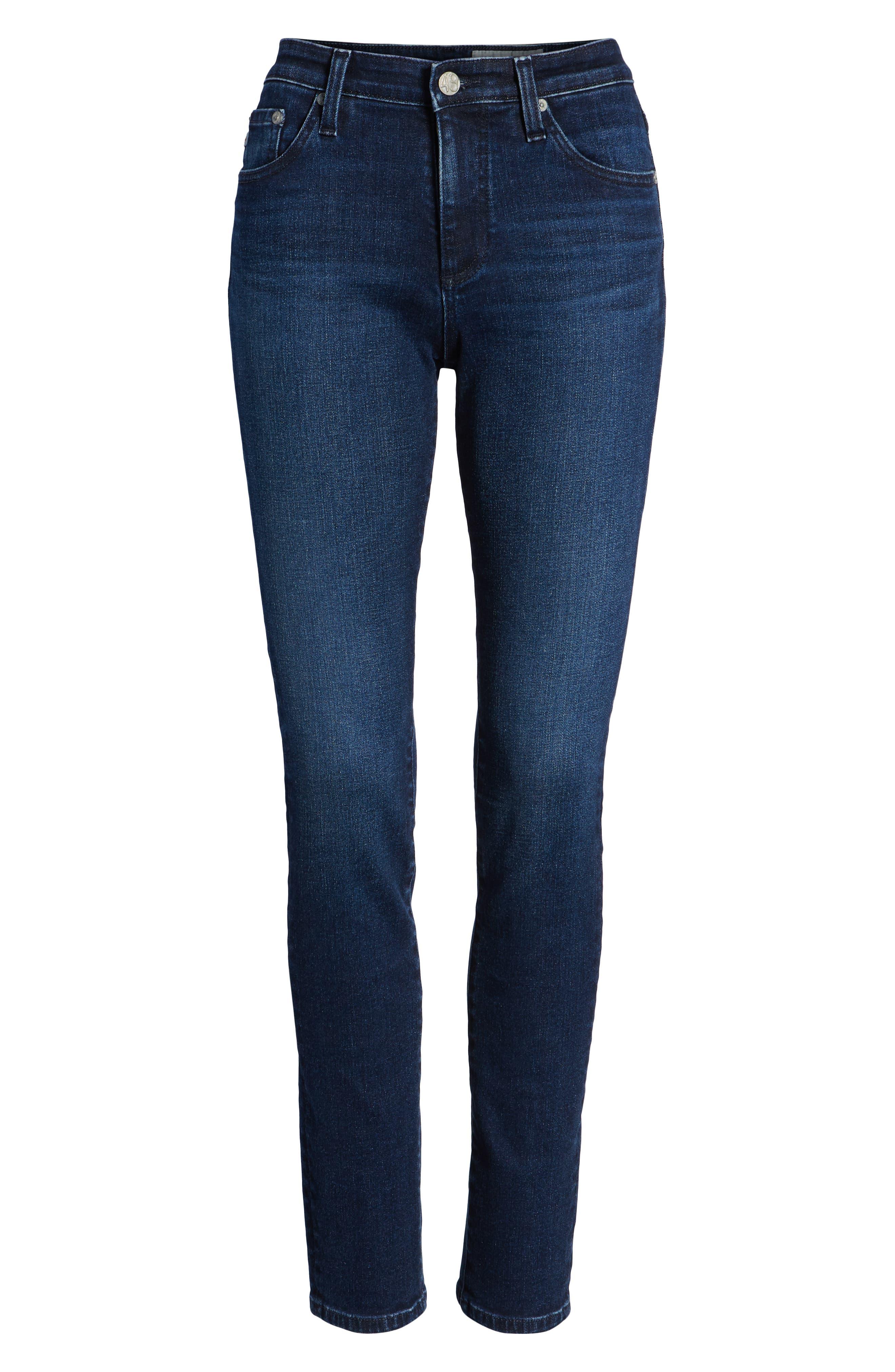 Prima Skinny Jeans,                             Alternate thumbnail 7, color,                             416