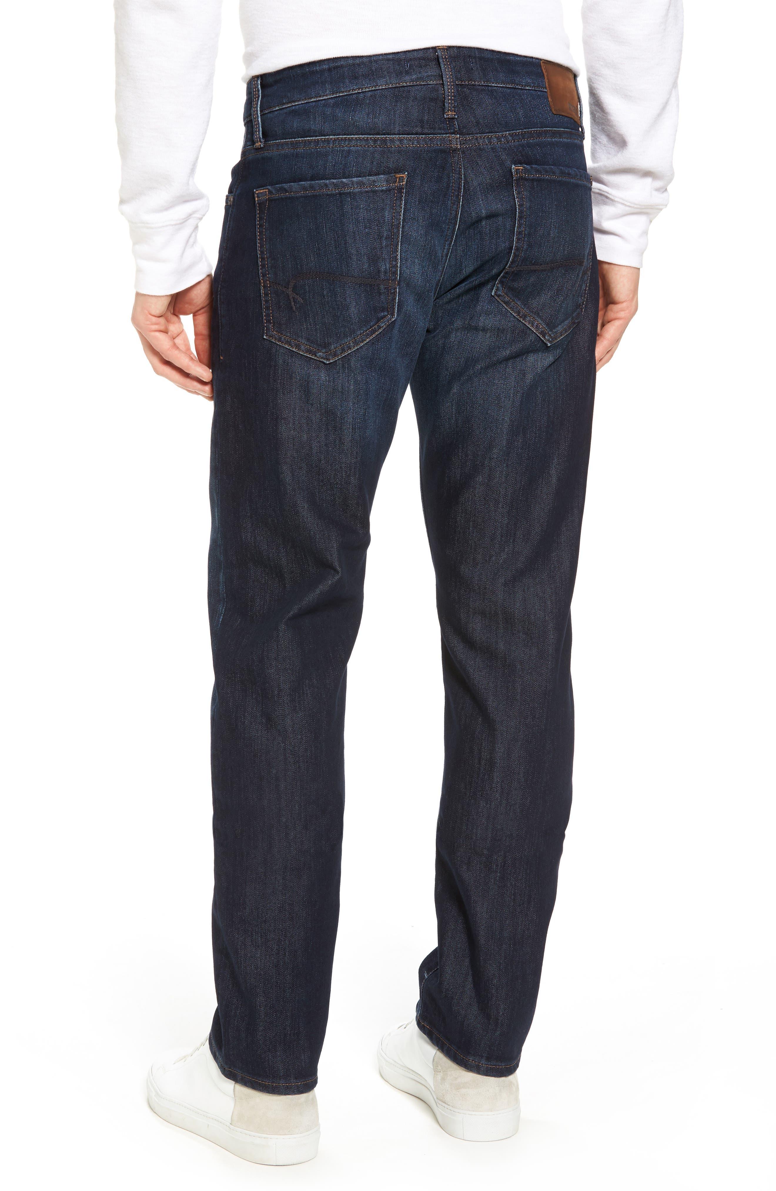 Zach Straight Leg Jeans,                             Alternate thumbnail 2, color,                             400