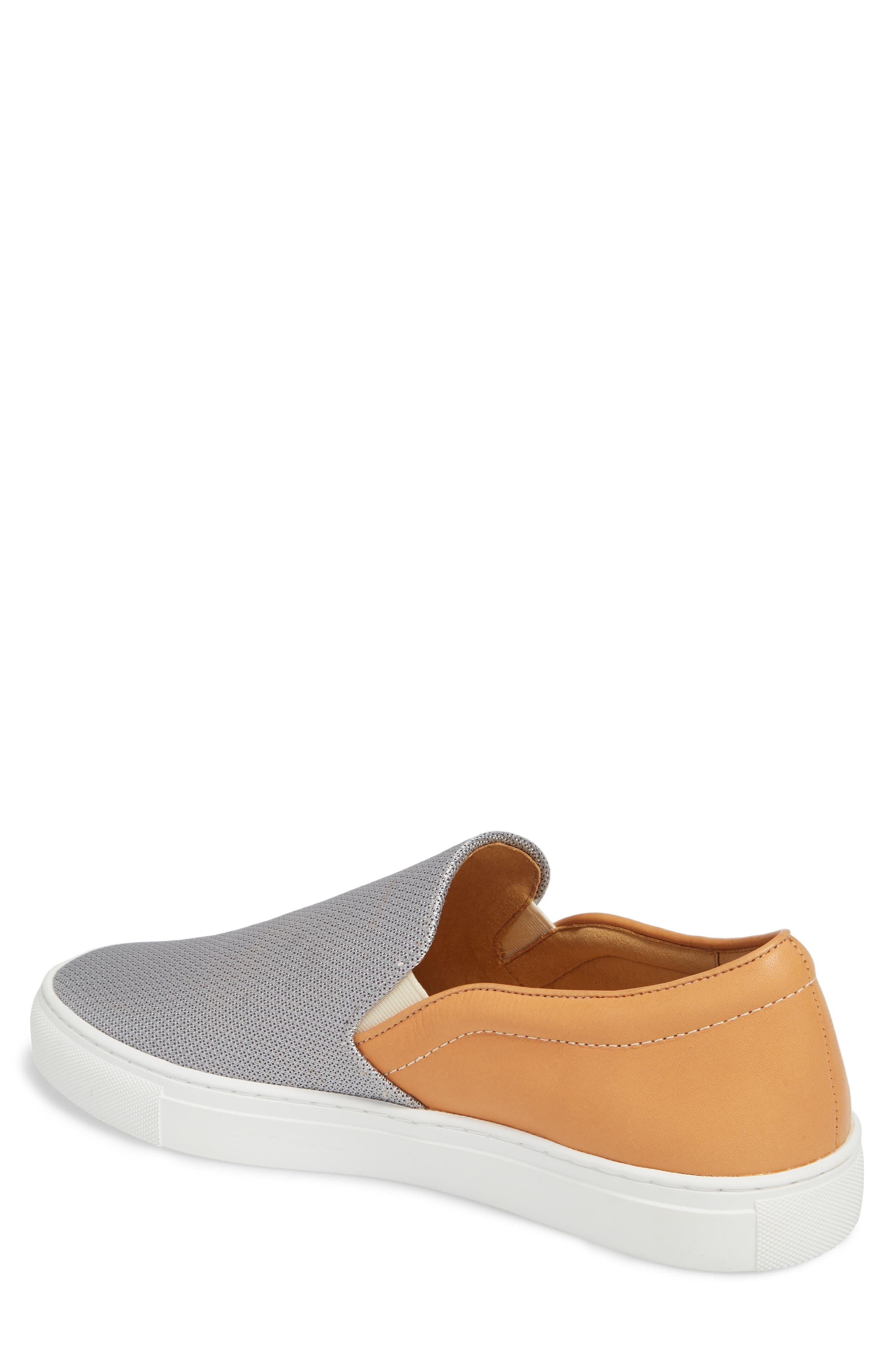 Albin Raffia Slip-On Sneaker,                             Alternate thumbnail 2, color,                             041