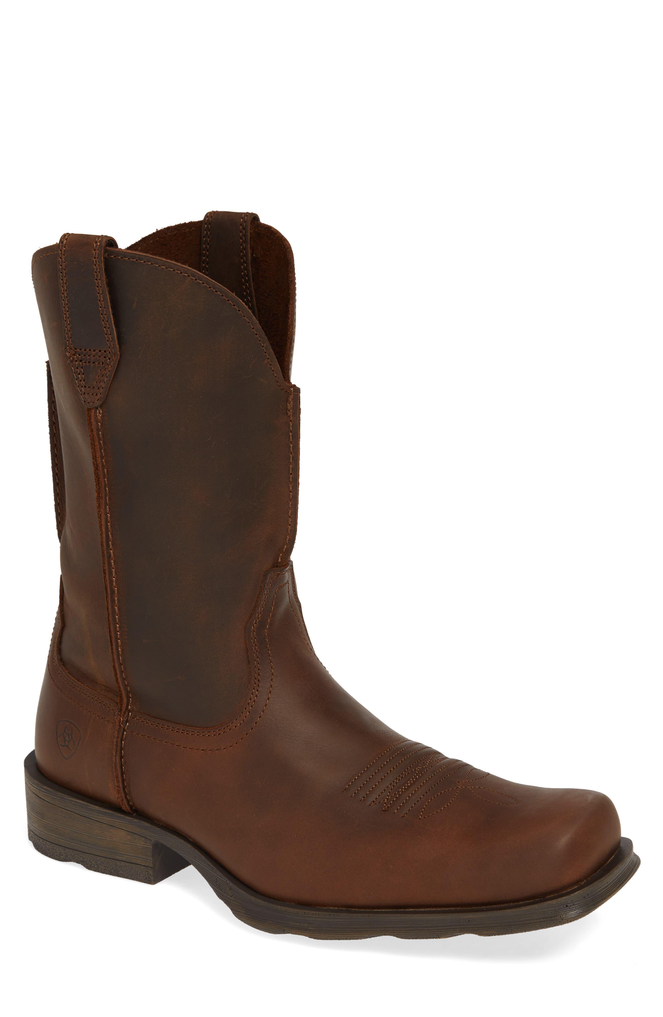 Ariat Rambler Ultra Boot- Brown