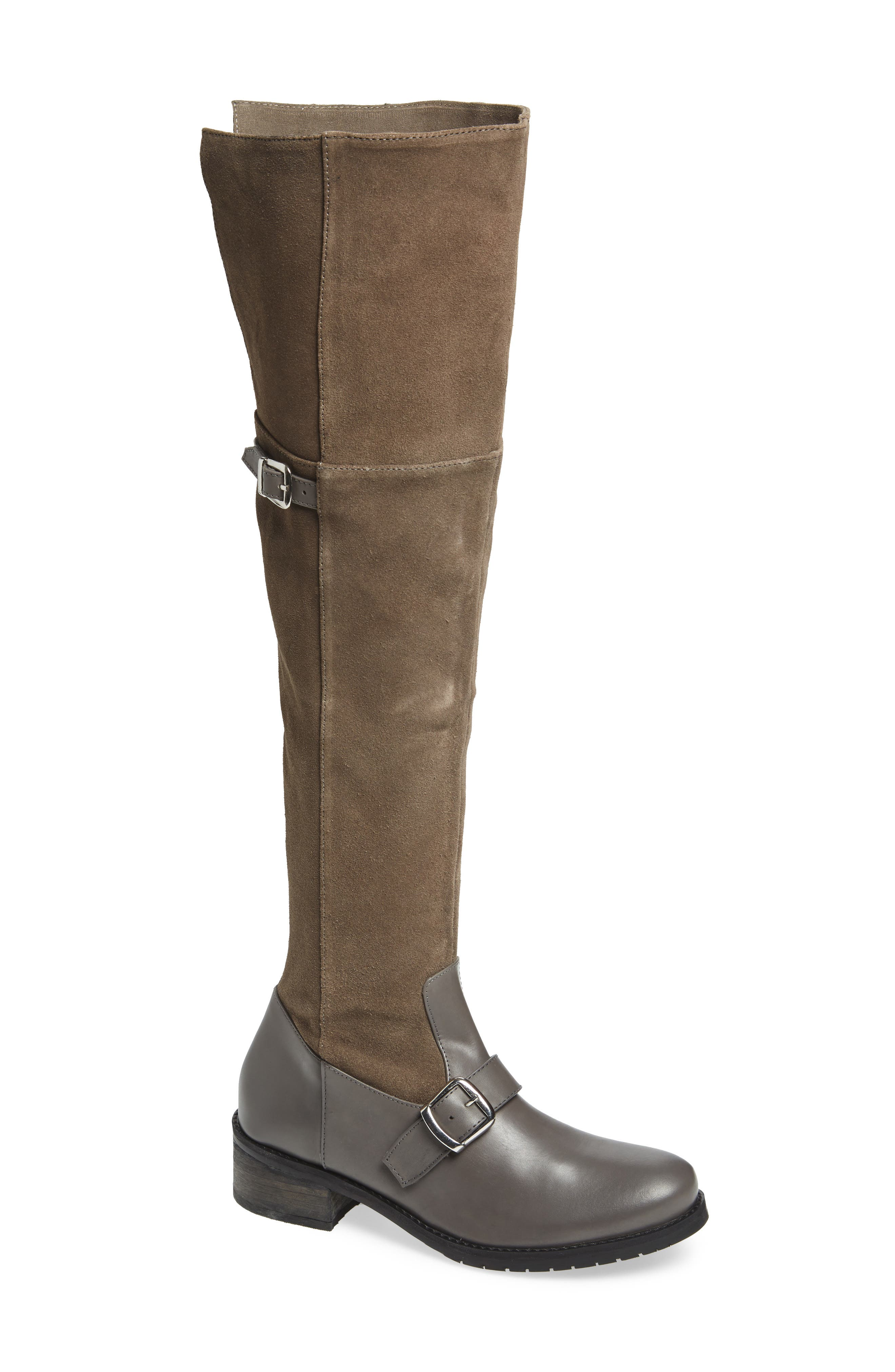 Lola Over the Knee Boot,                             Main thumbnail 2, color,