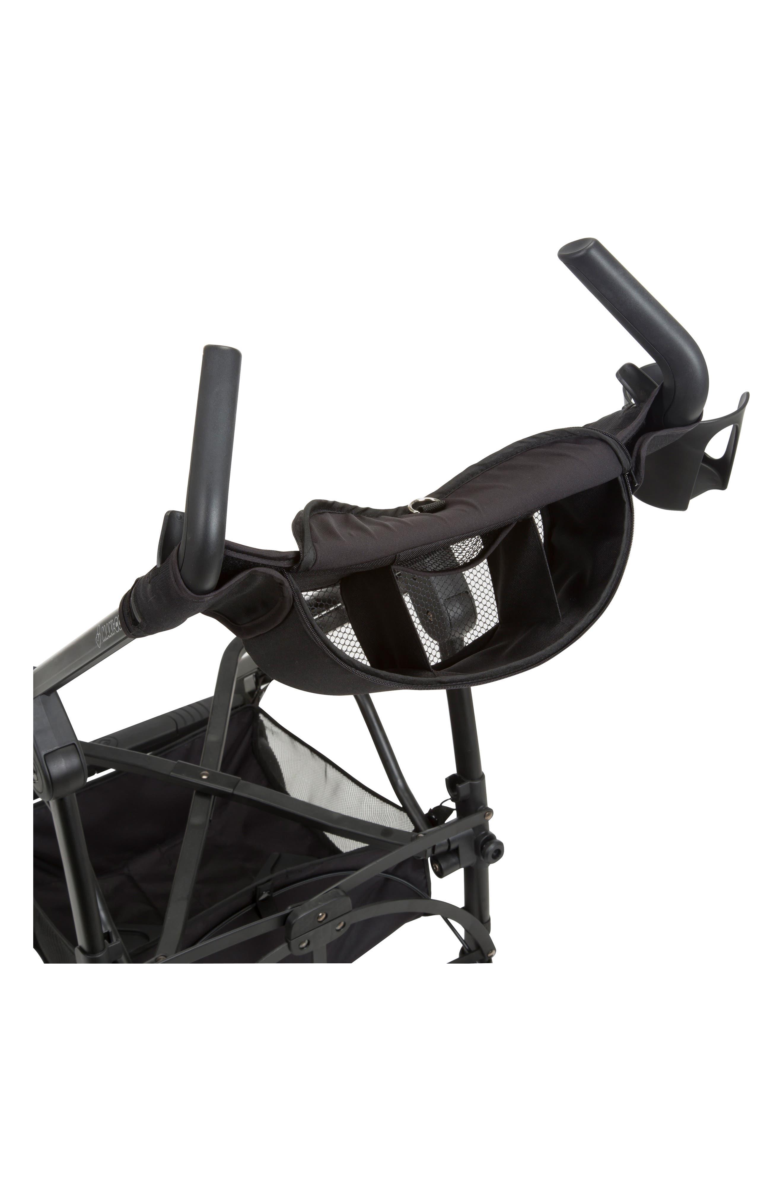 Maxi-Taxi Stroller Frame,                             Alternate thumbnail 6, color,                             BLACK