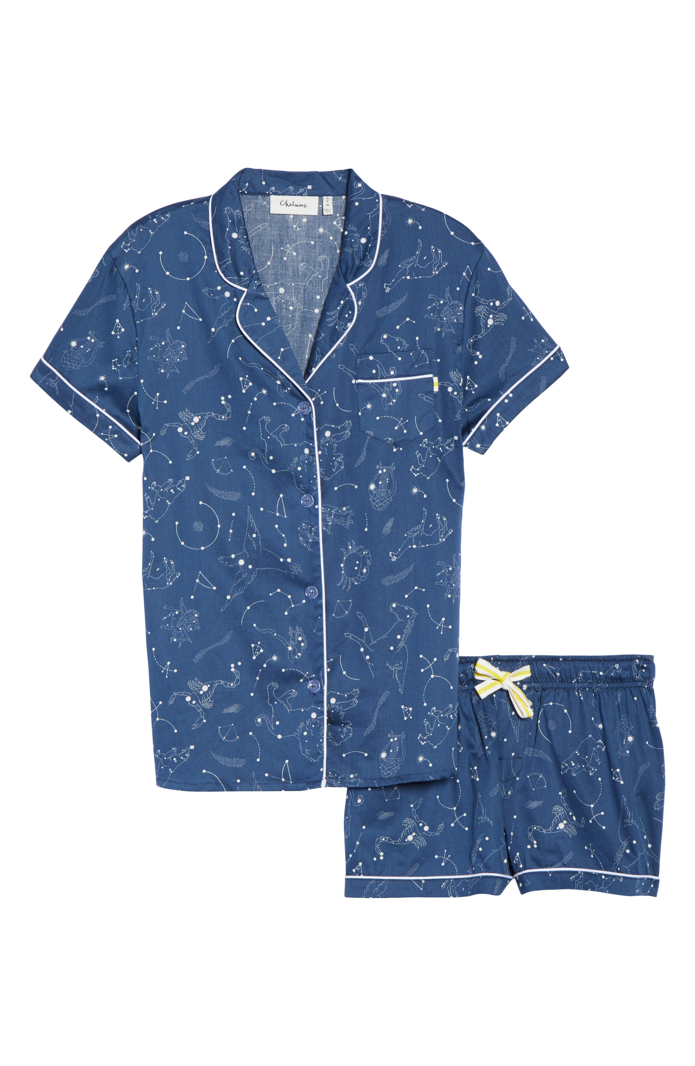 Joni Short Pajamas,                             Alternate thumbnail 6, color,                             403