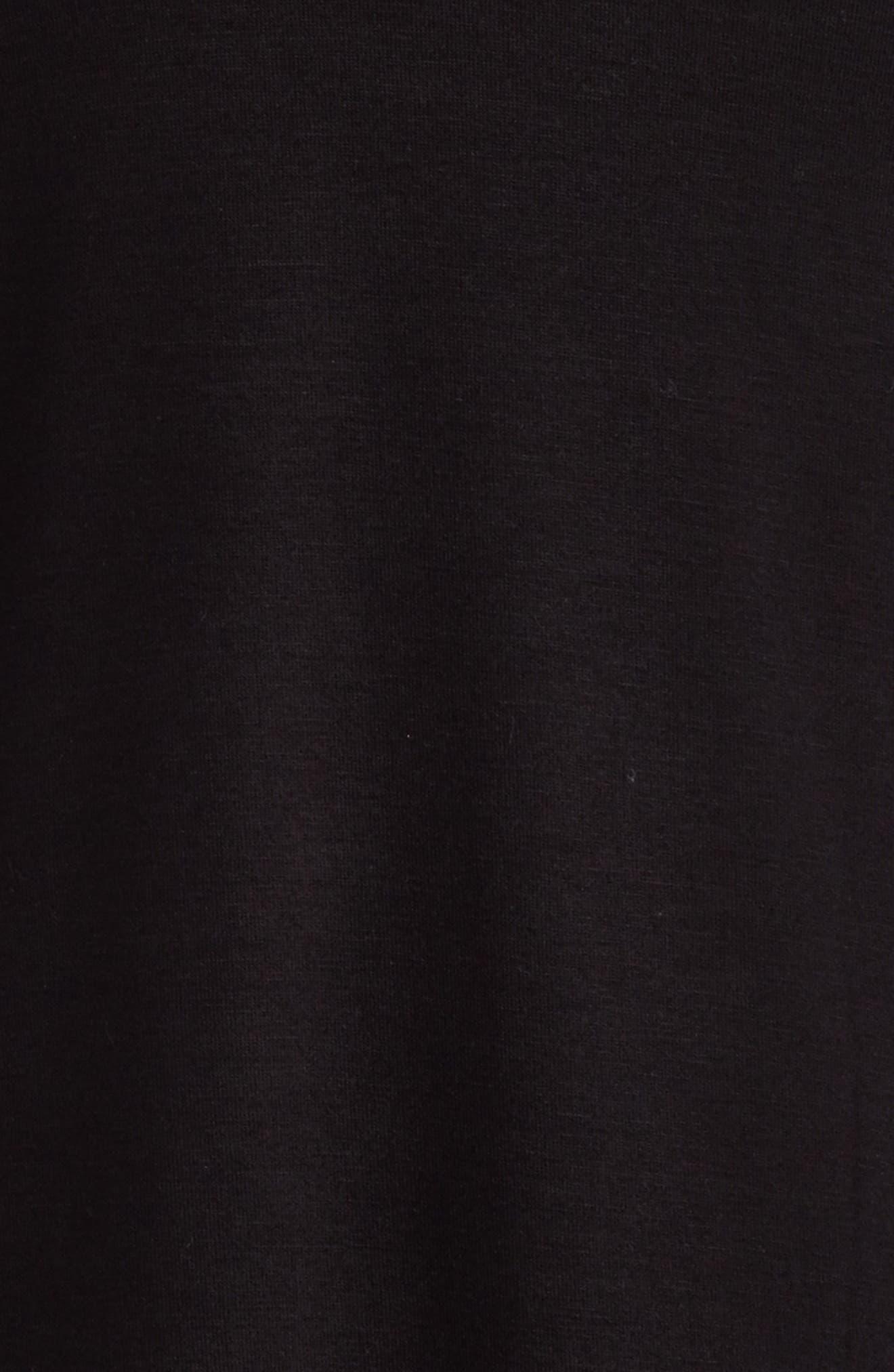 Baseball Dress,                             Alternate thumbnail 3, color,                             001