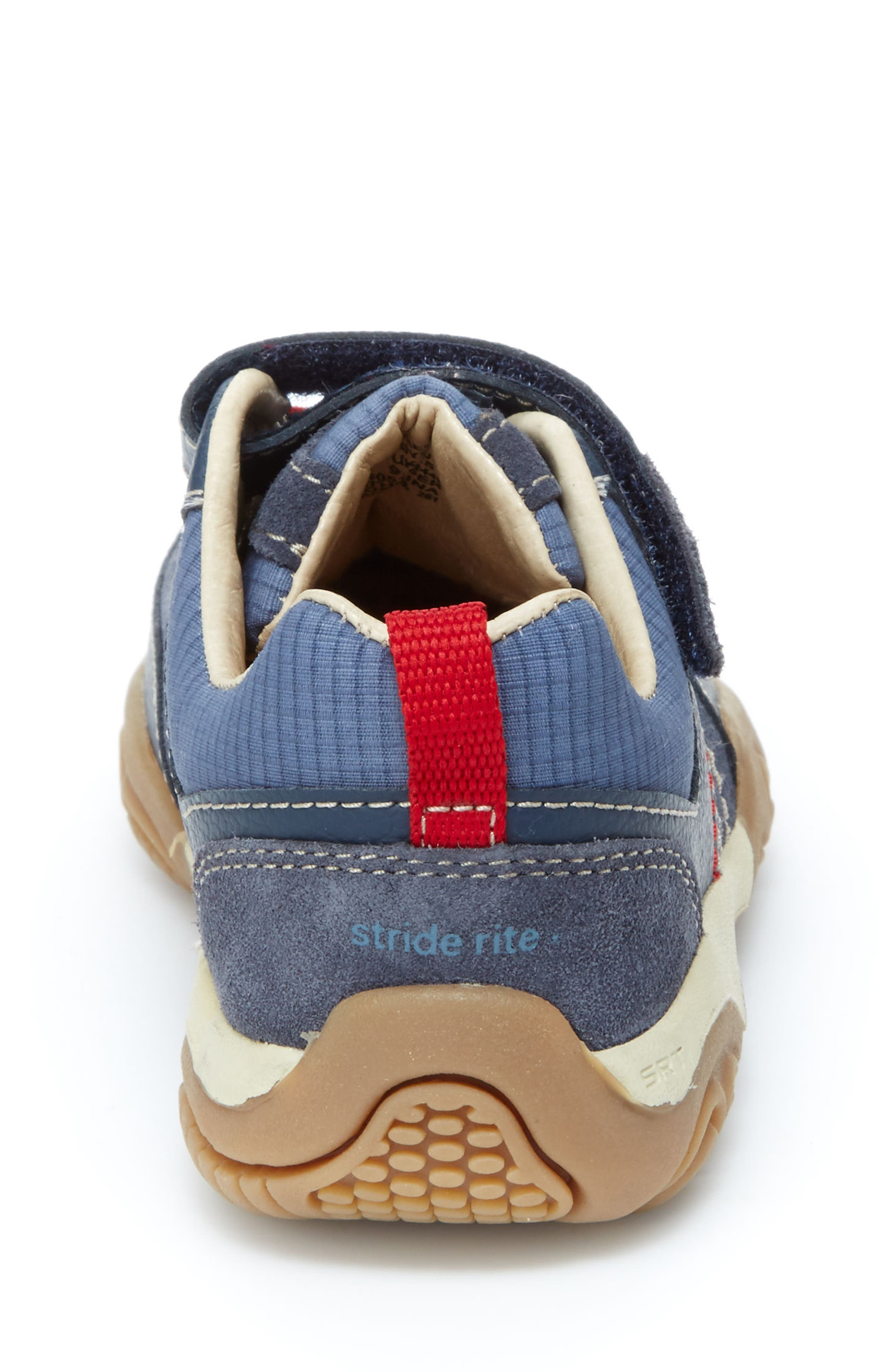 'SRT Prescott' Sneaker,                             Alternate thumbnail 6, color,                             BLUE