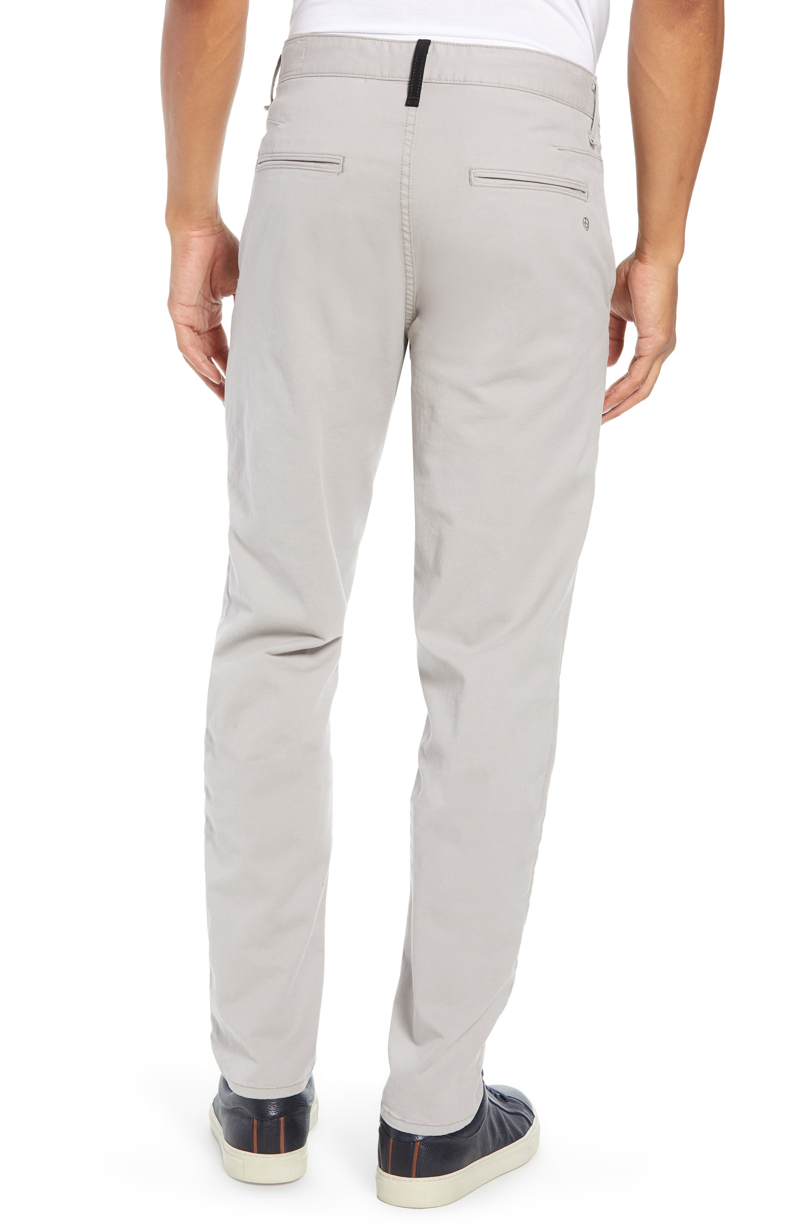 Fit 2 Classic Chinos,                             Alternate thumbnail 2, color,                             LIGHT GREY