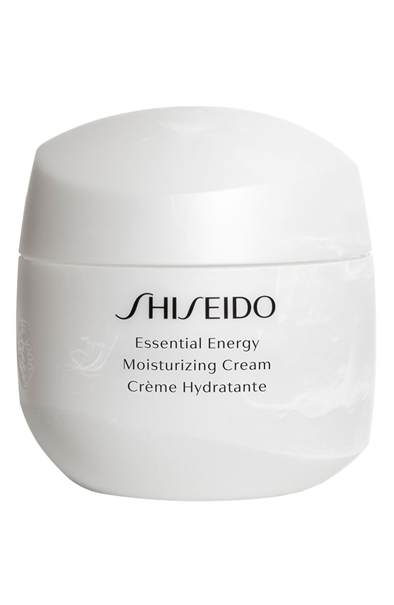 Essential Energy Moisturizing Cream,                             Main thumbnail 1, color,                             NO COLOR