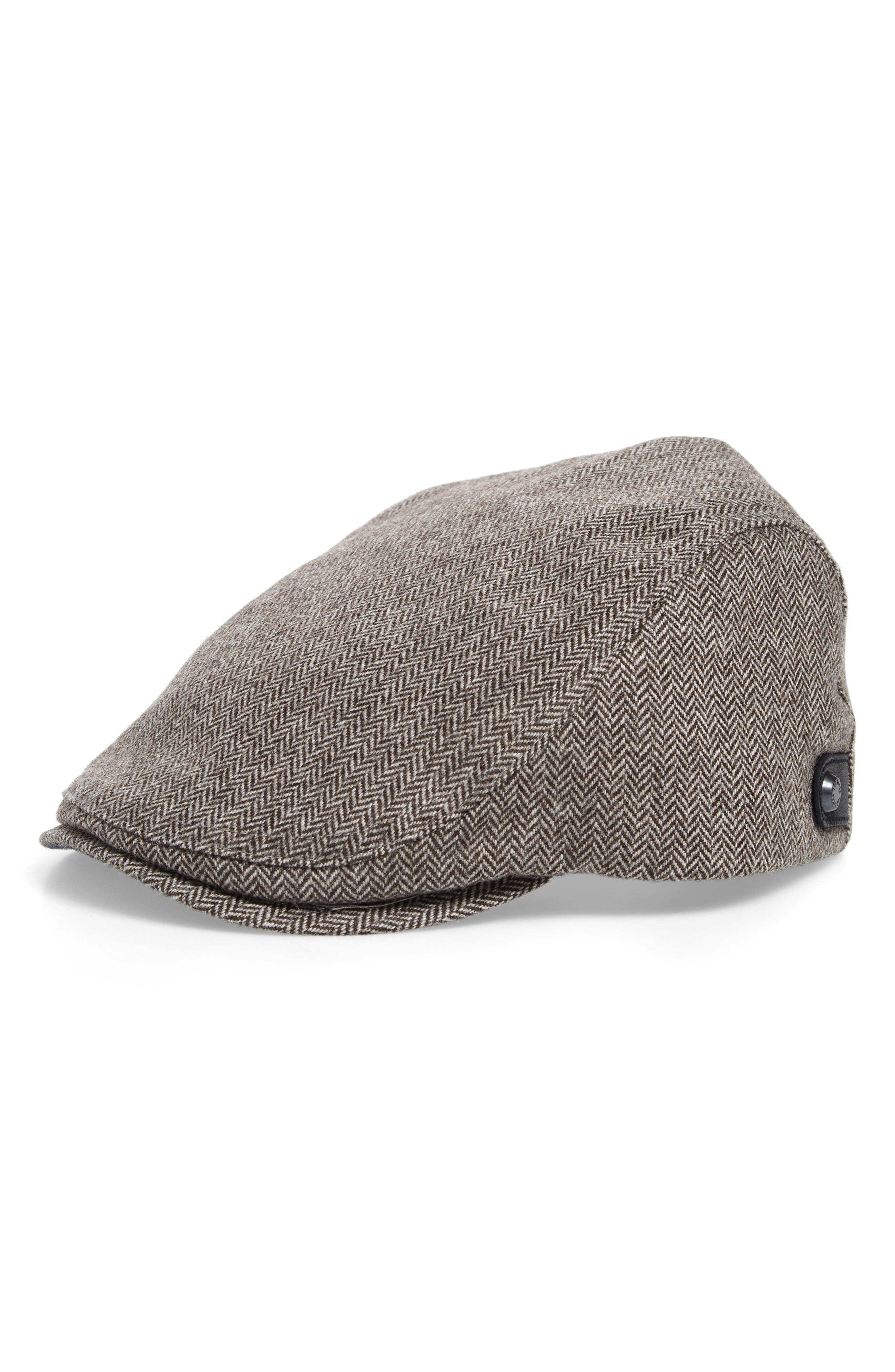 Flat Cap,                         Main,                         color, TAUPE