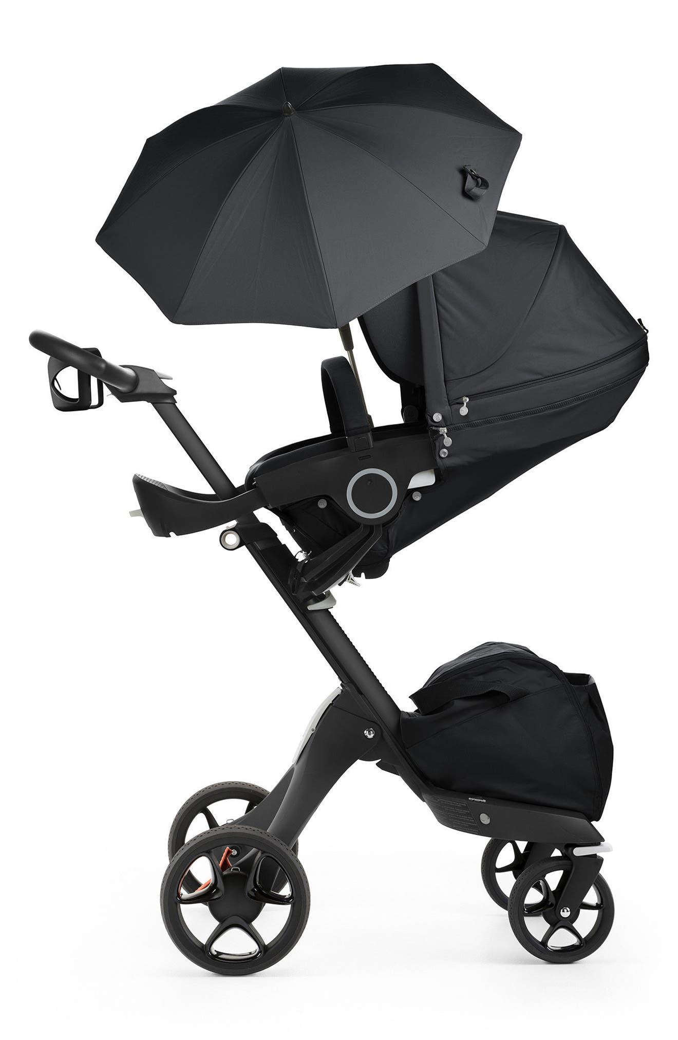 Xplory<sup>®</sup> True Black Stroller,                             Main thumbnail 2, color,