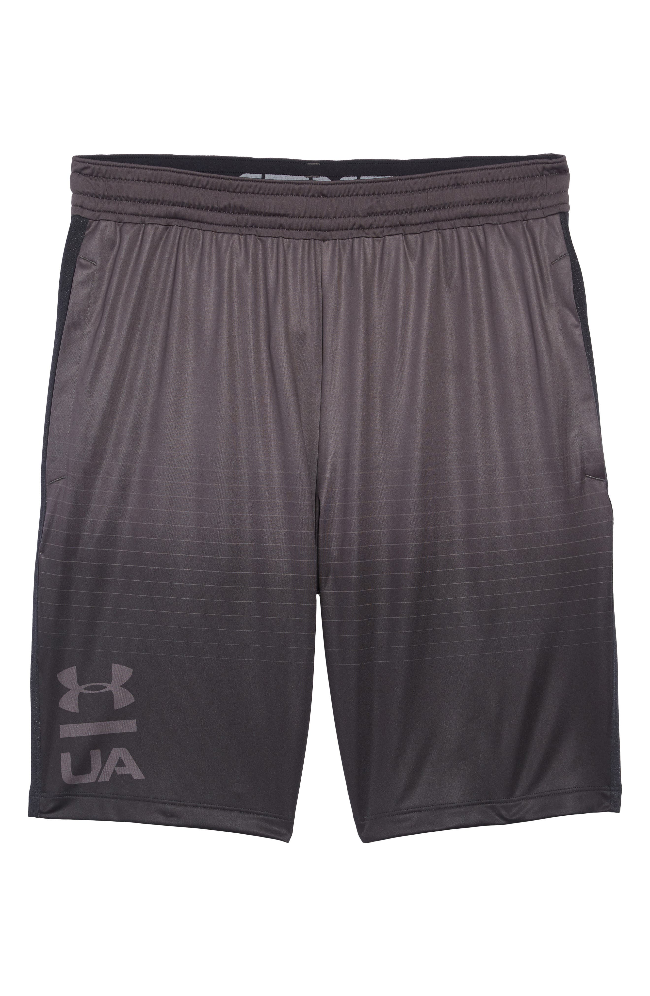 MK-1 Fade Shorts,                             Alternate thumbnail 6, color,                             CHARCOAL