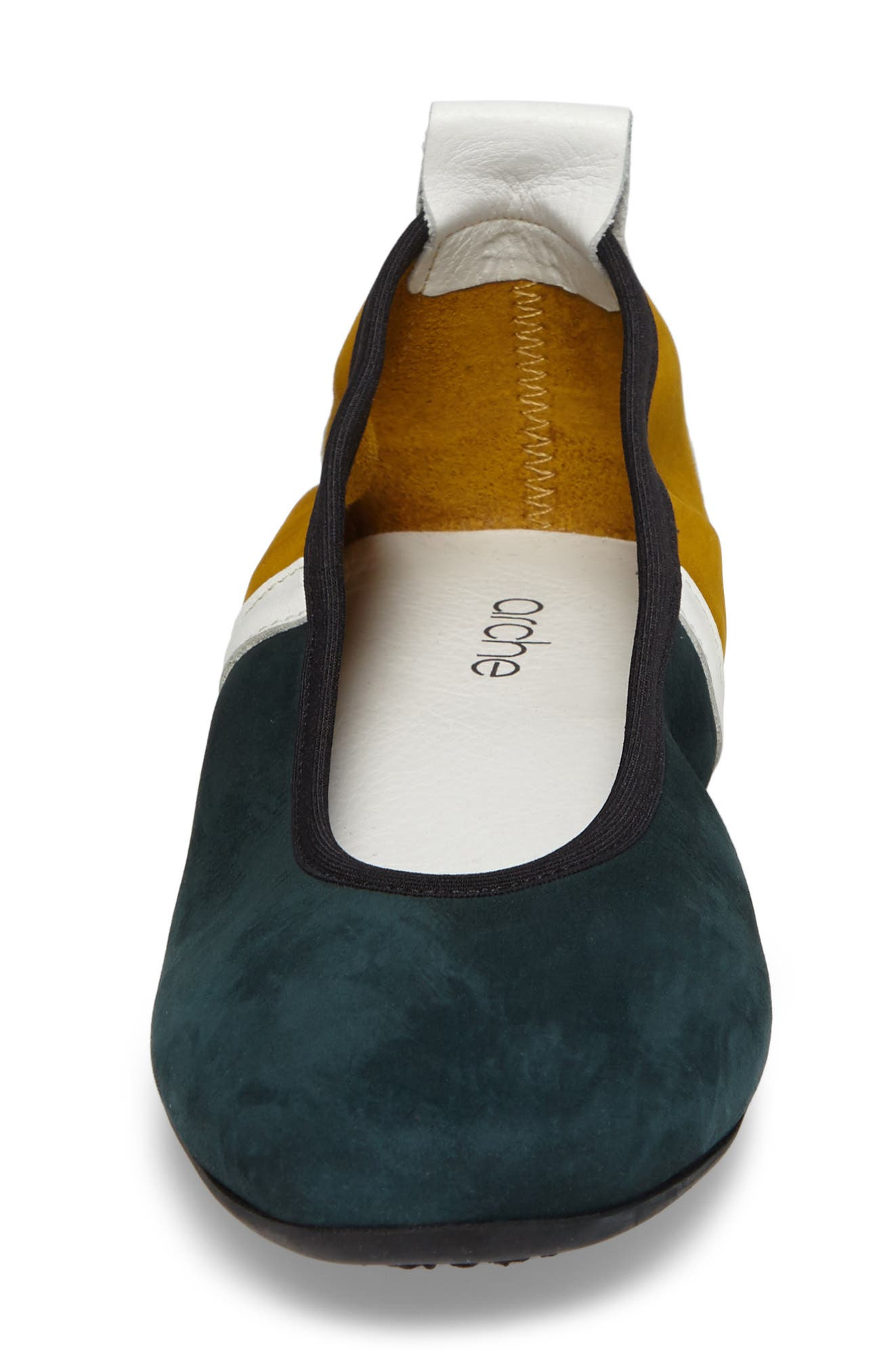 Lamour Ballet Flat,                             Alternate thumbnail 4, color,                             353