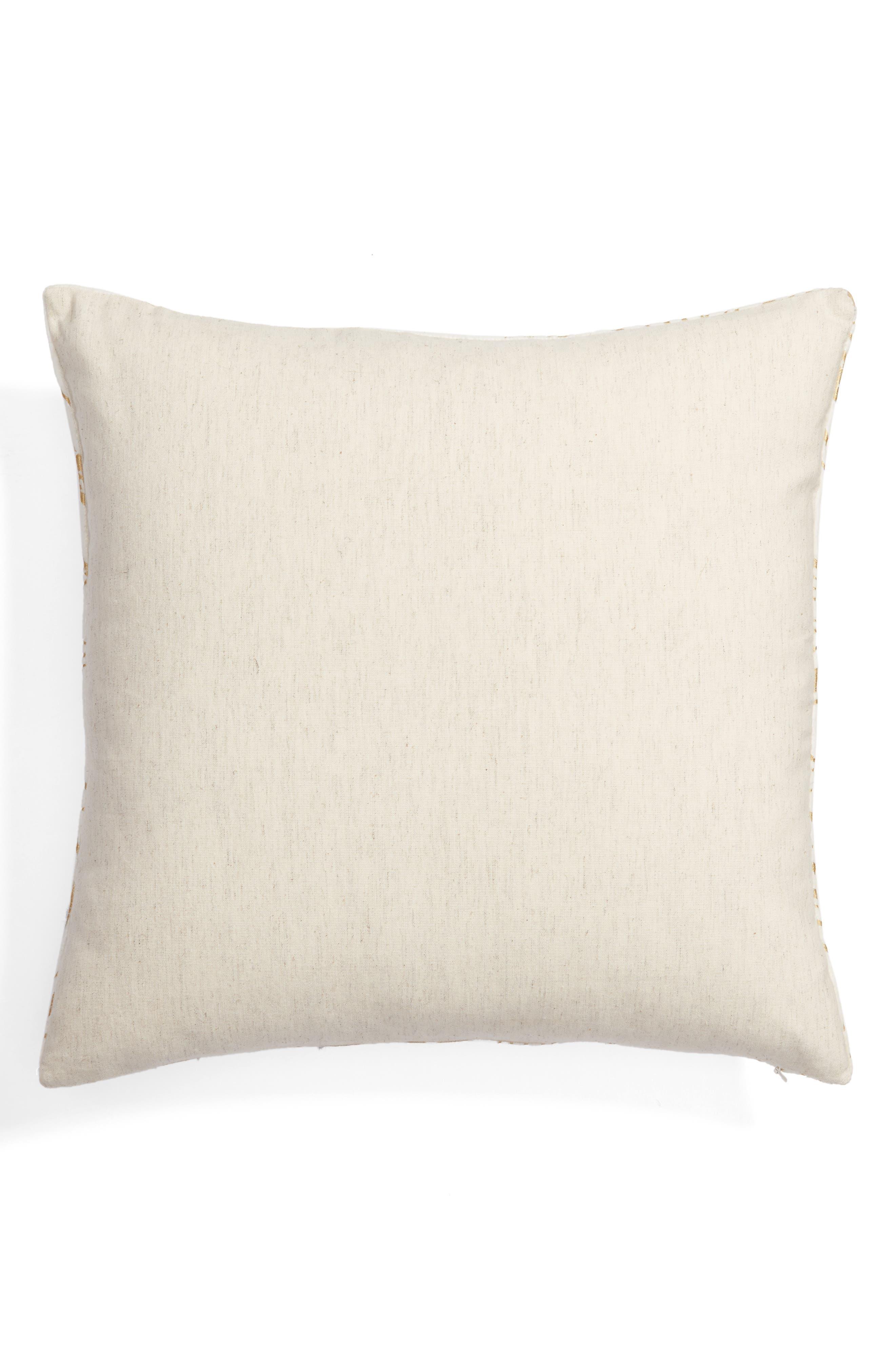 Foil Print Pillow,                             Alternate thumbnail 6, color,