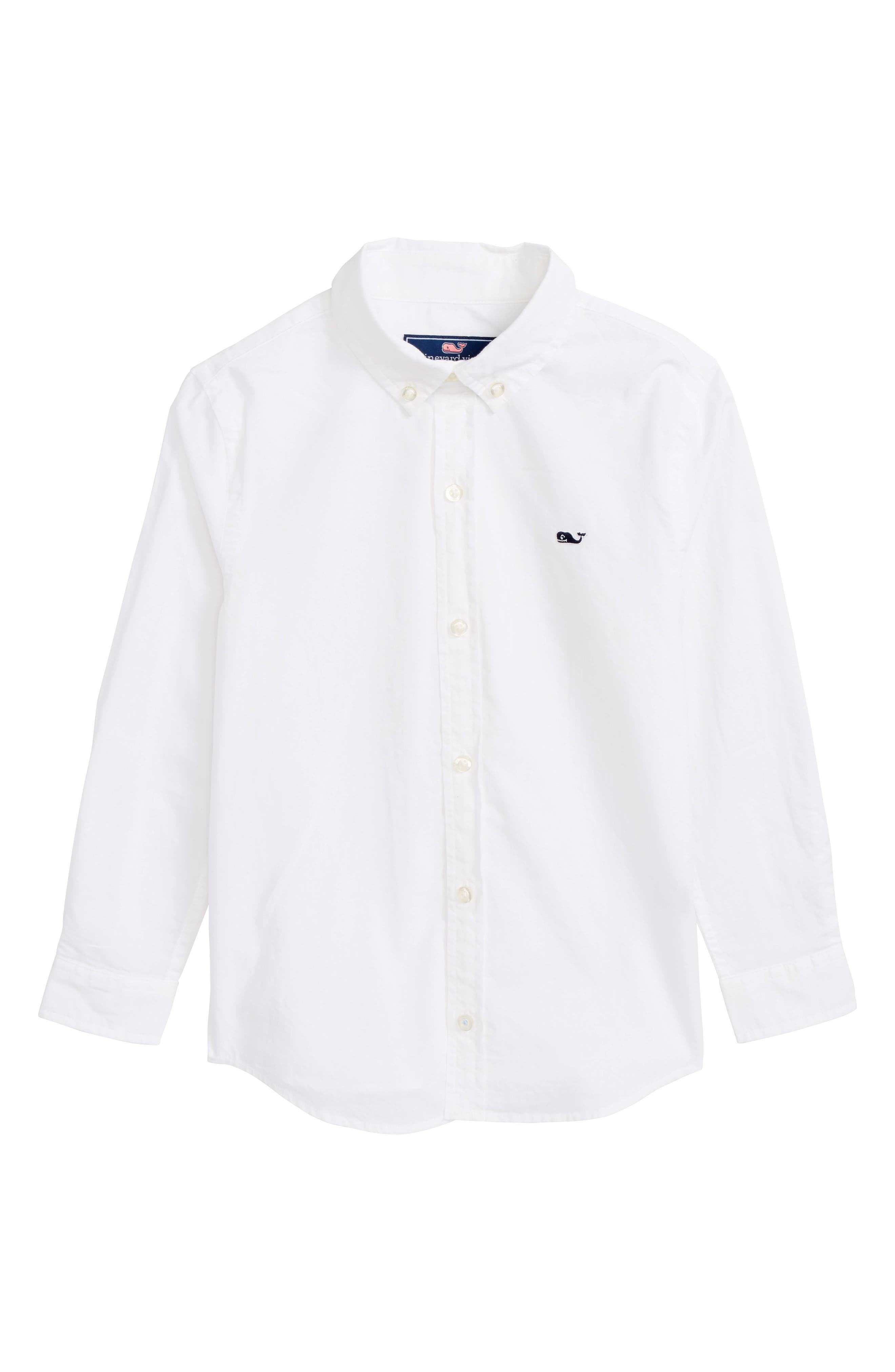 Whale Woven Shirt,                         Main,                         color, 100
