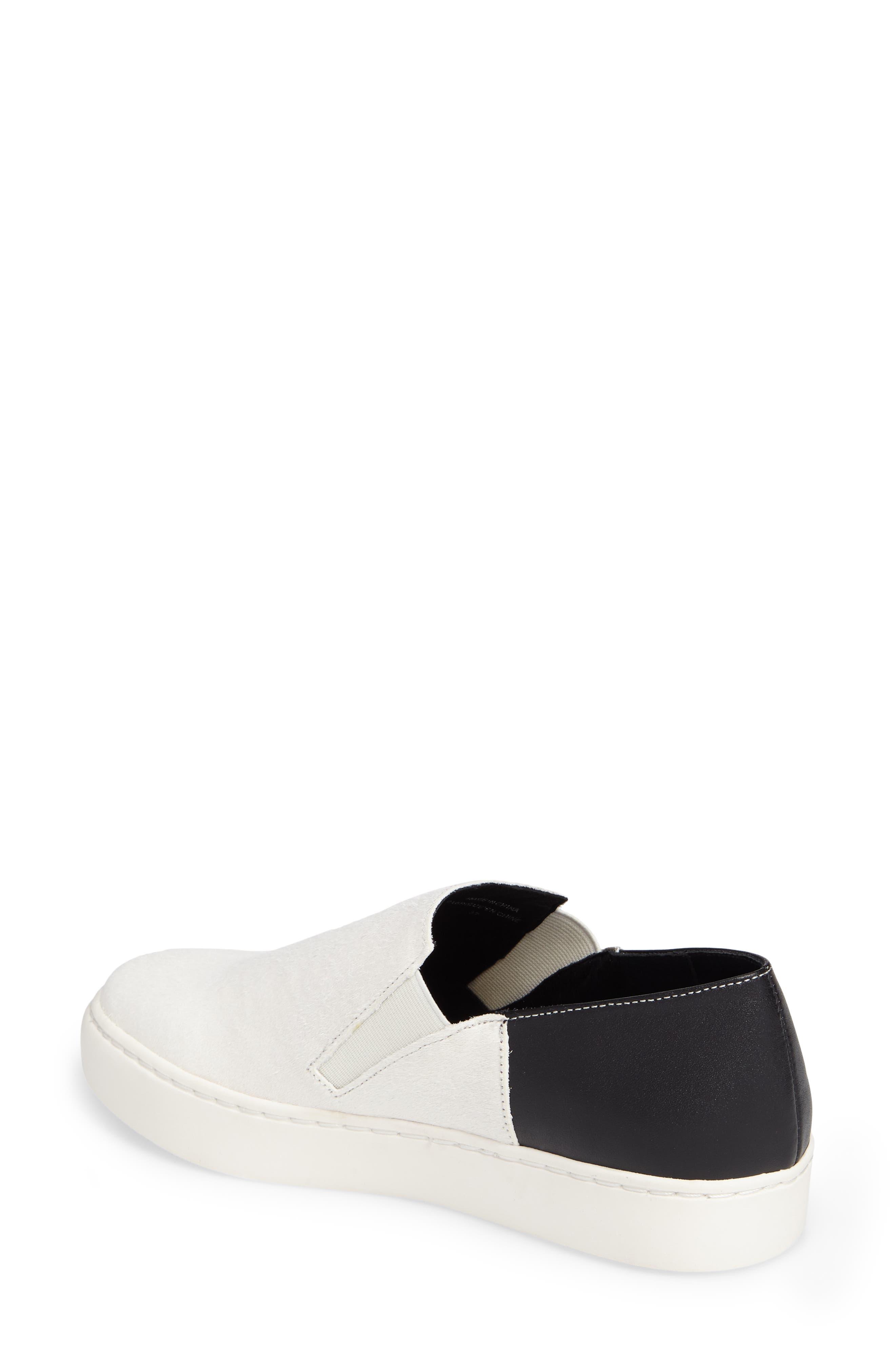 Varsity Slip-On Sneaker,                             Alternate thumbnail 5, color,