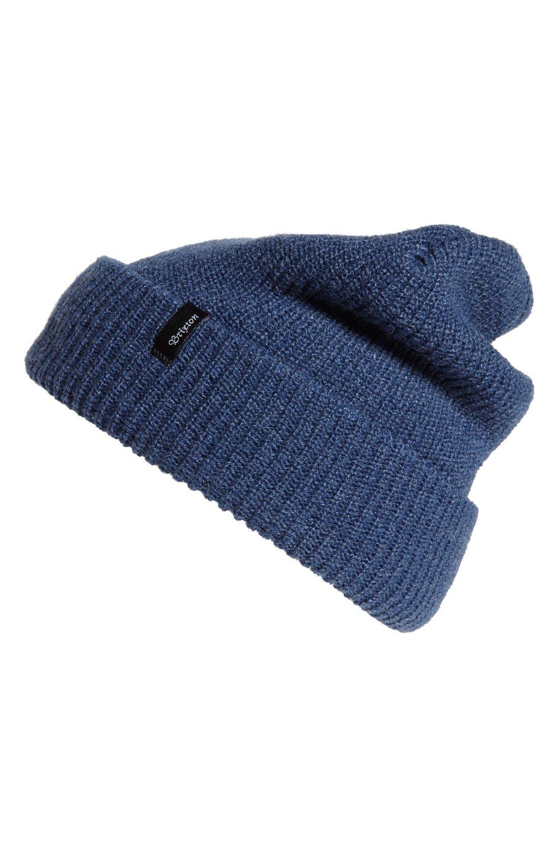 'Heist' Rib Knit Cap,                             Main thumbnail 9, color,