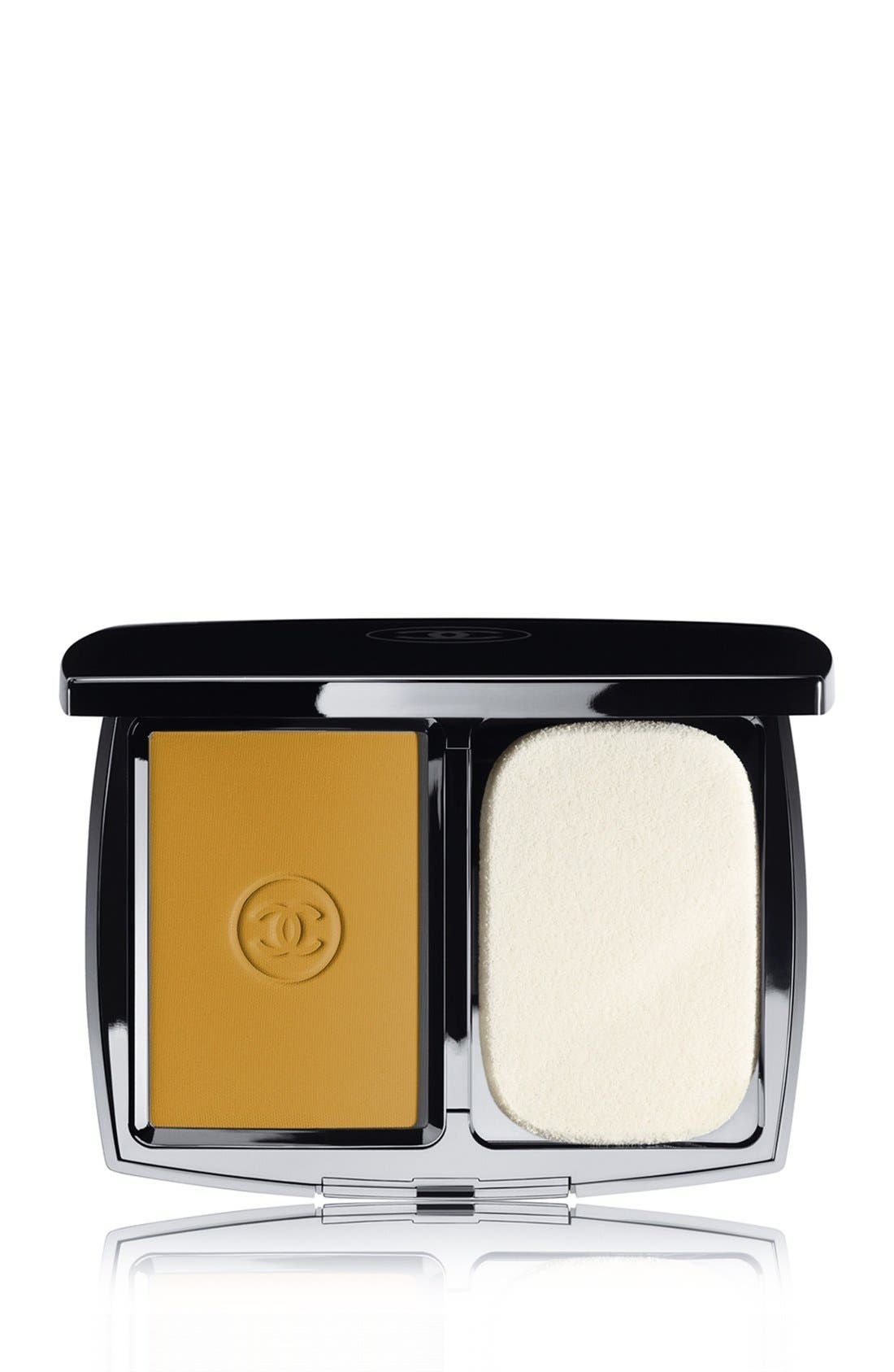 DOUBLE PERFECTION LUMIÈRE<br />Long-Wear Flawless Sunscreen Powder Makeup Broad Spectrum SPF 15,                             Main thumbnail 13, color,