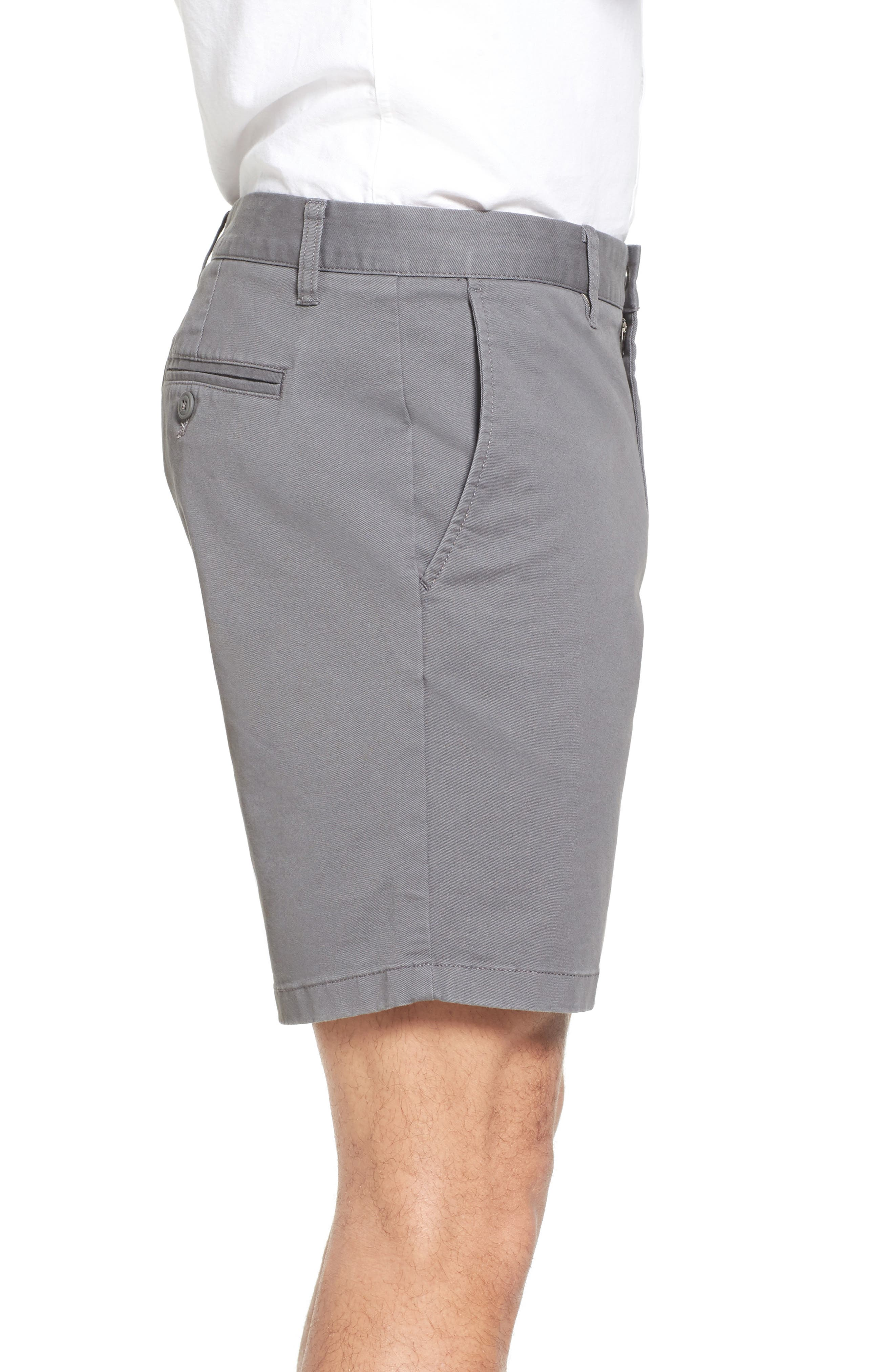 Stretch Washed Chino 7-Inch Shorts,                             Alternate thumbnail 59, color,