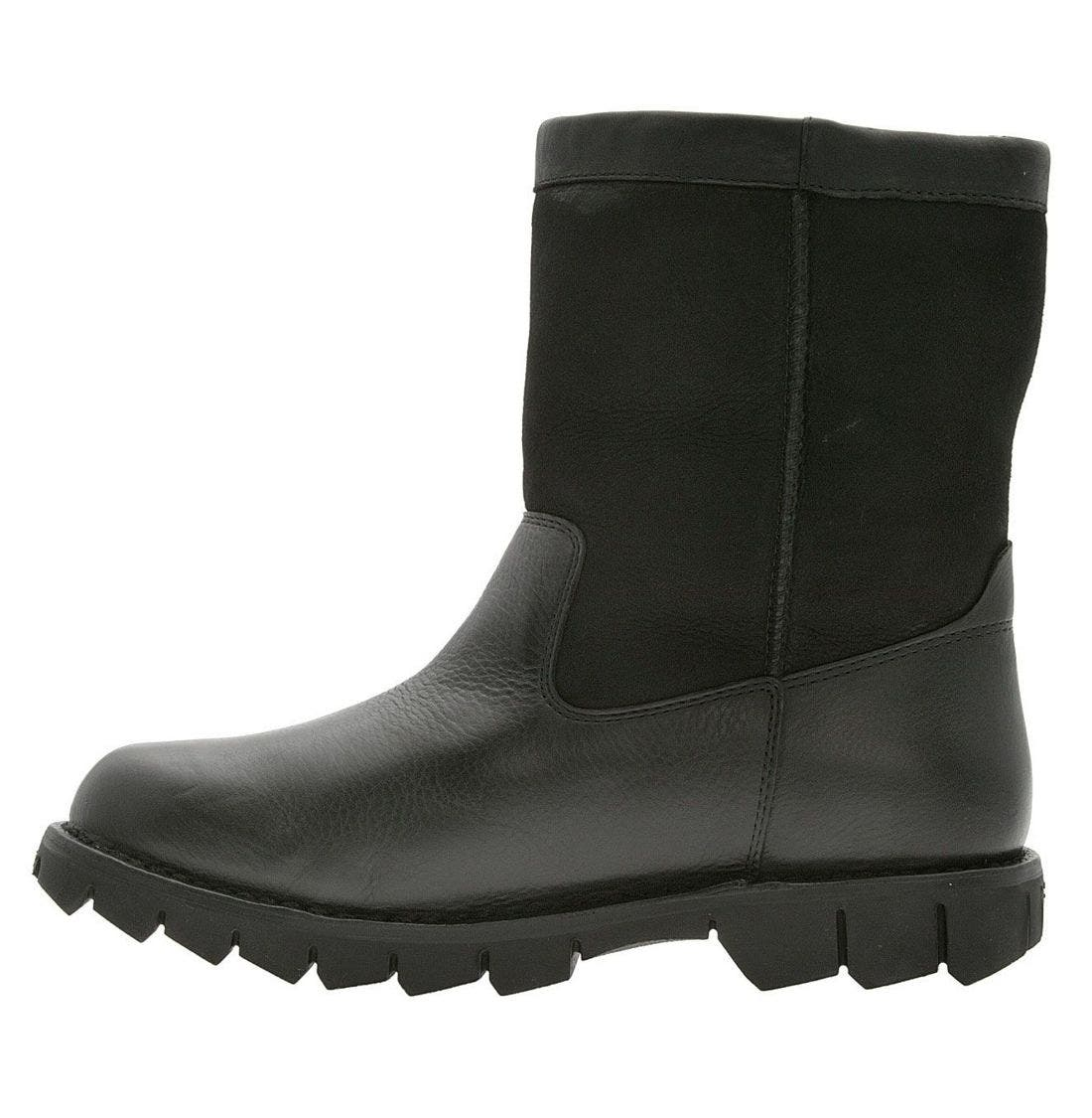 UGG<SUP>®</SUP>,                             Australia Beacon Boot,                             Alternate thumbnail 2, color,                             BLK