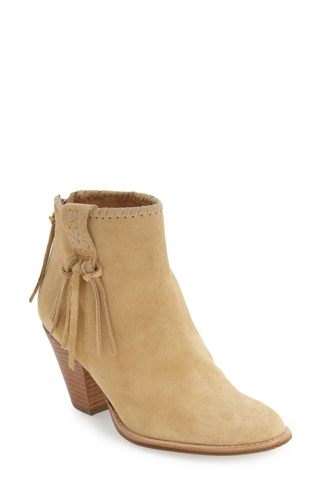 'Greer' Bootie,                             Main thumbnail 4, color,