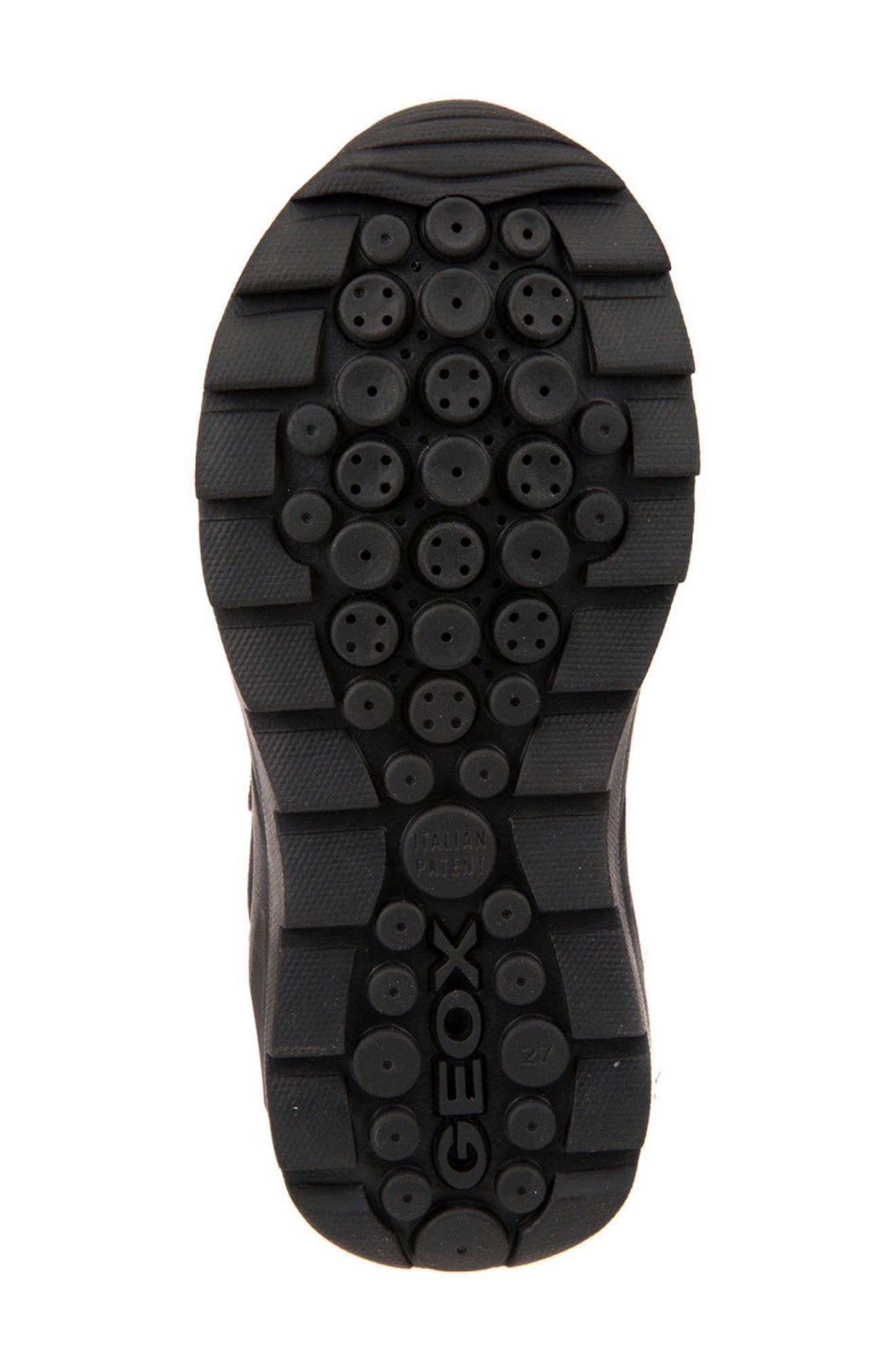 Orizont ABX Waterproof Boot,                             Alternate thumbnail 6, color,                             001