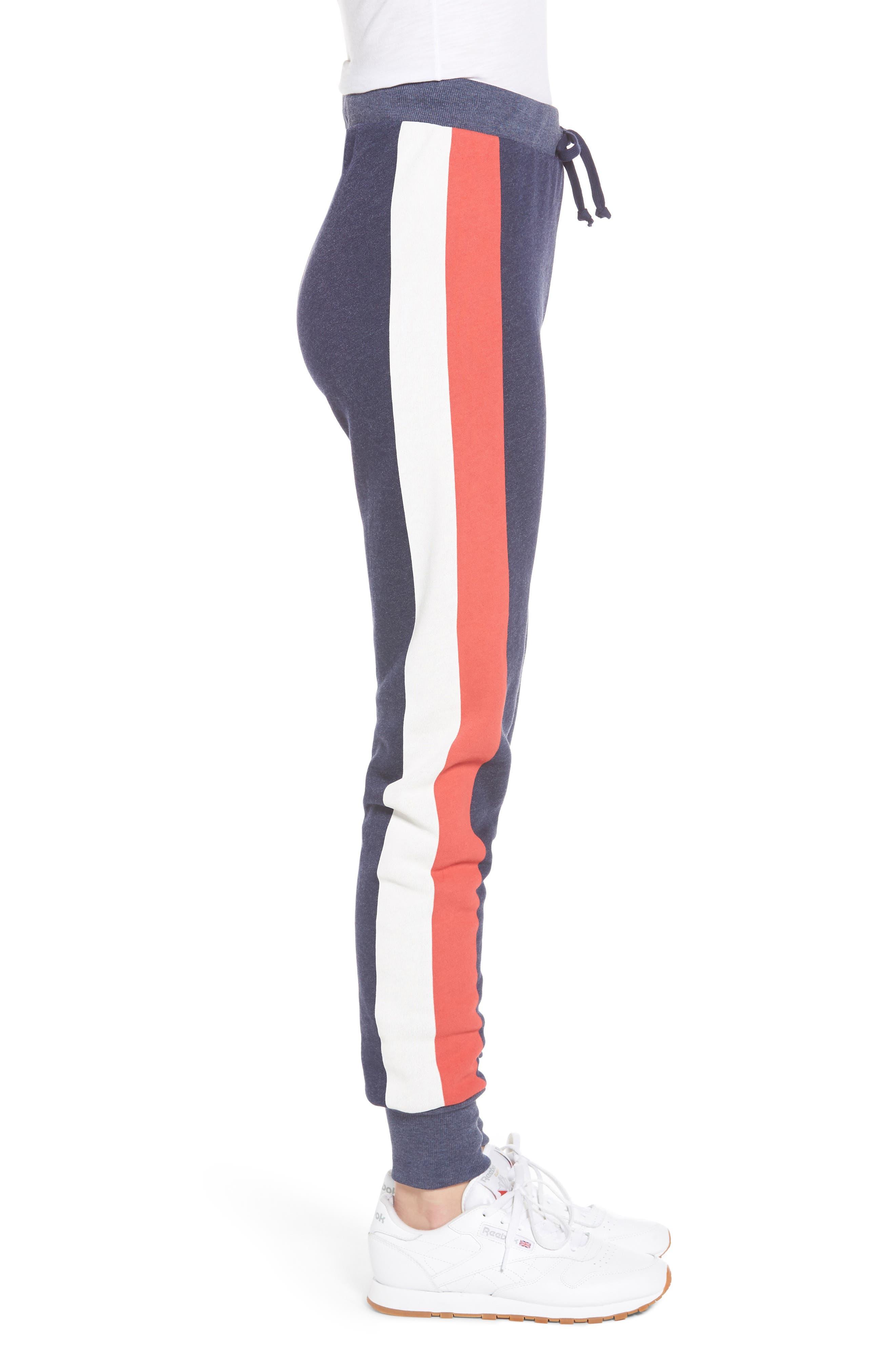 Jack Varsity Stripe Jogger Pants,                             Alternate thumbnail 3, color,                             410