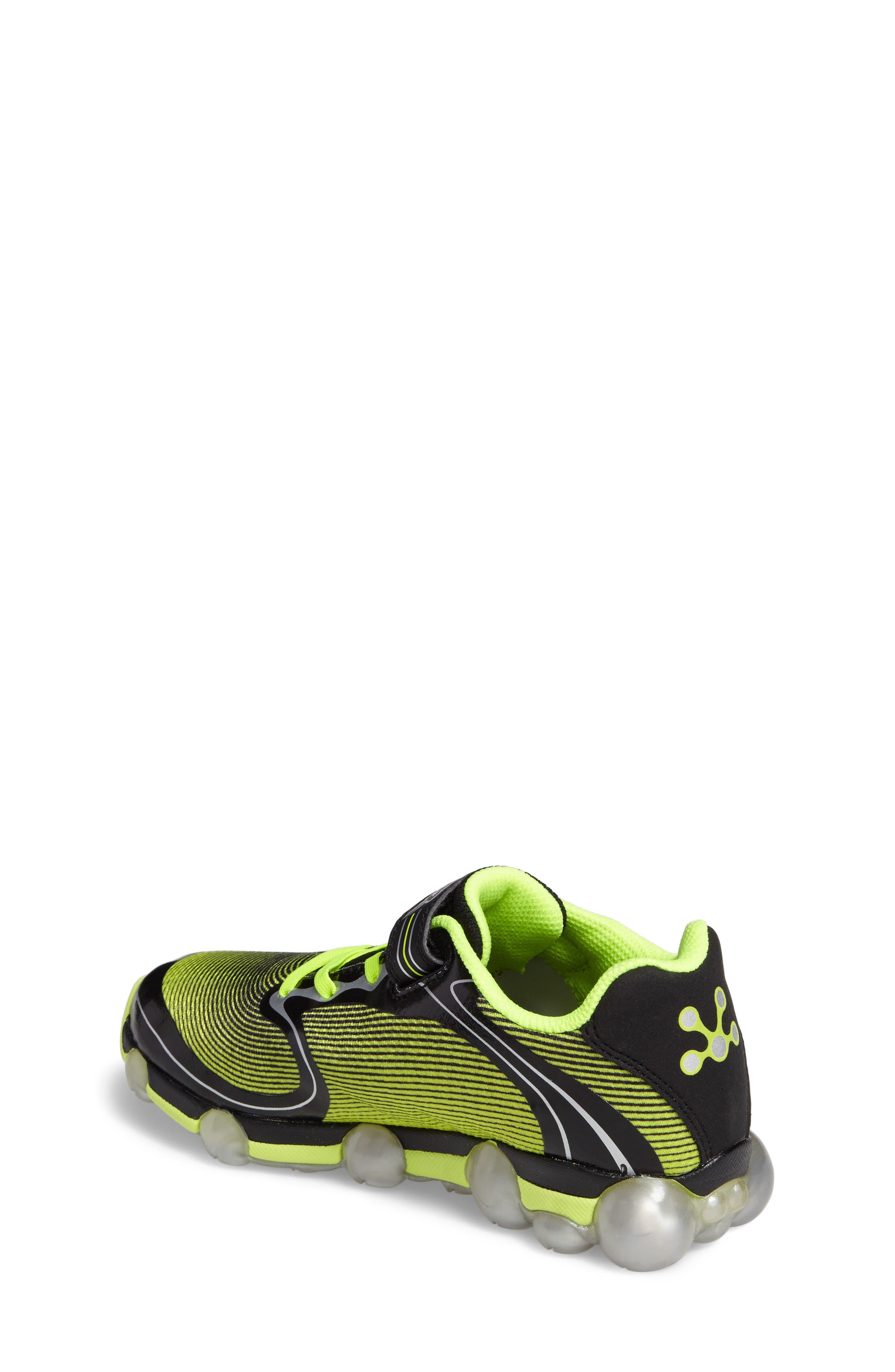 'Leepz' Light-Up Sneaker,                             Alternate thumbnail 10, color,