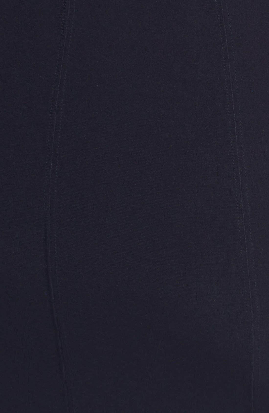 Sleeveless Matte Jersey Maxi Shirtdress,                             Alternate thumbnail 3, color,                             410