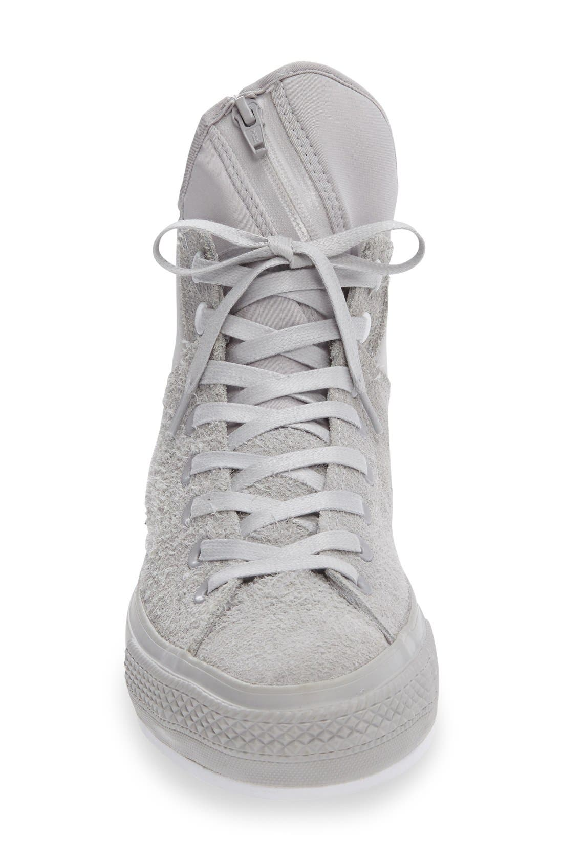 Chuck Taylor<sup>®</sup> All Star<sup>®</sup> MA-1 SE High Top Sneaker,                             Alternate thumbnail 3, color,                             095