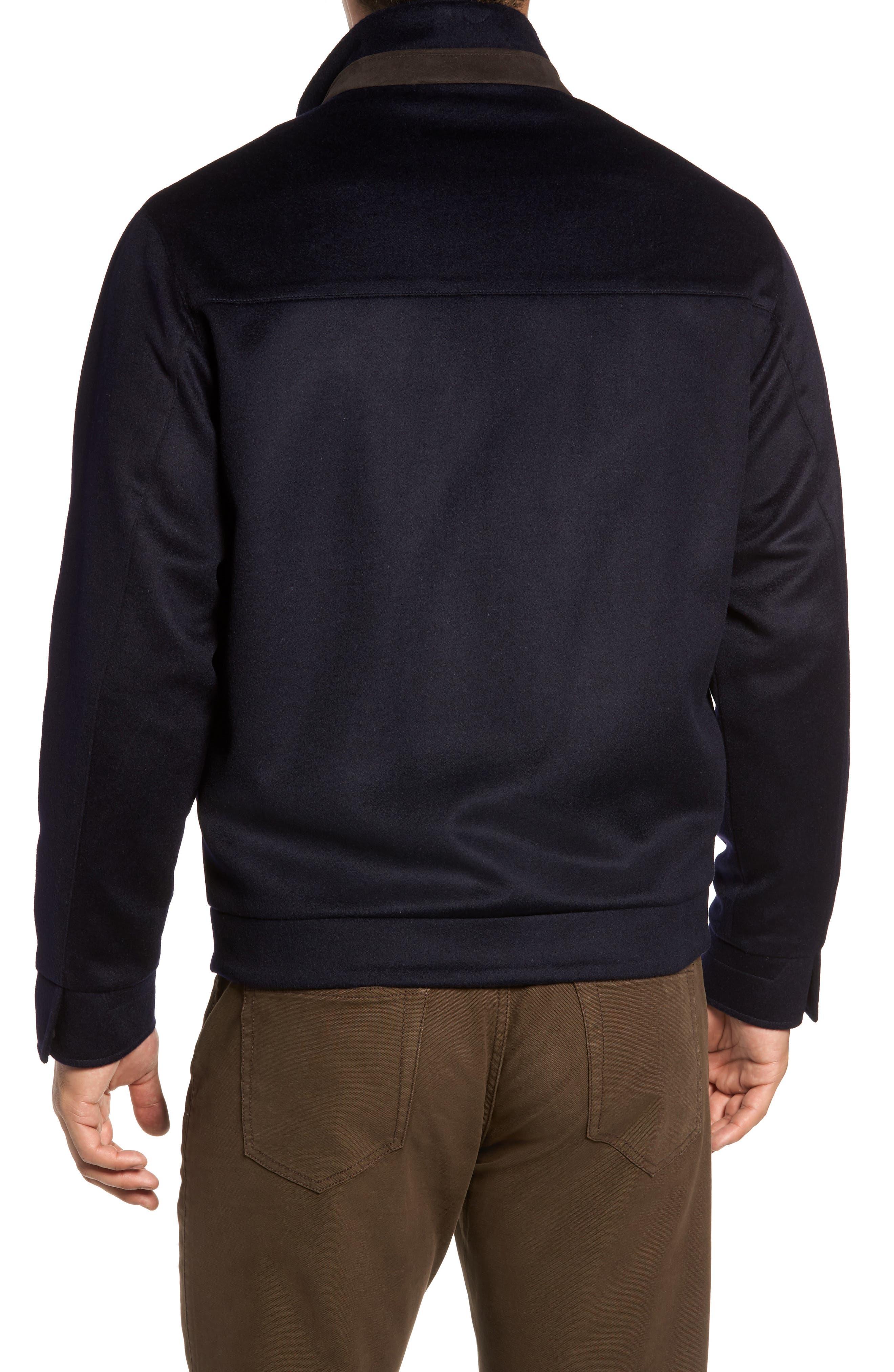 Westport Wool & Cashmere Jacket,                             Alternate thumbnail 6, color,