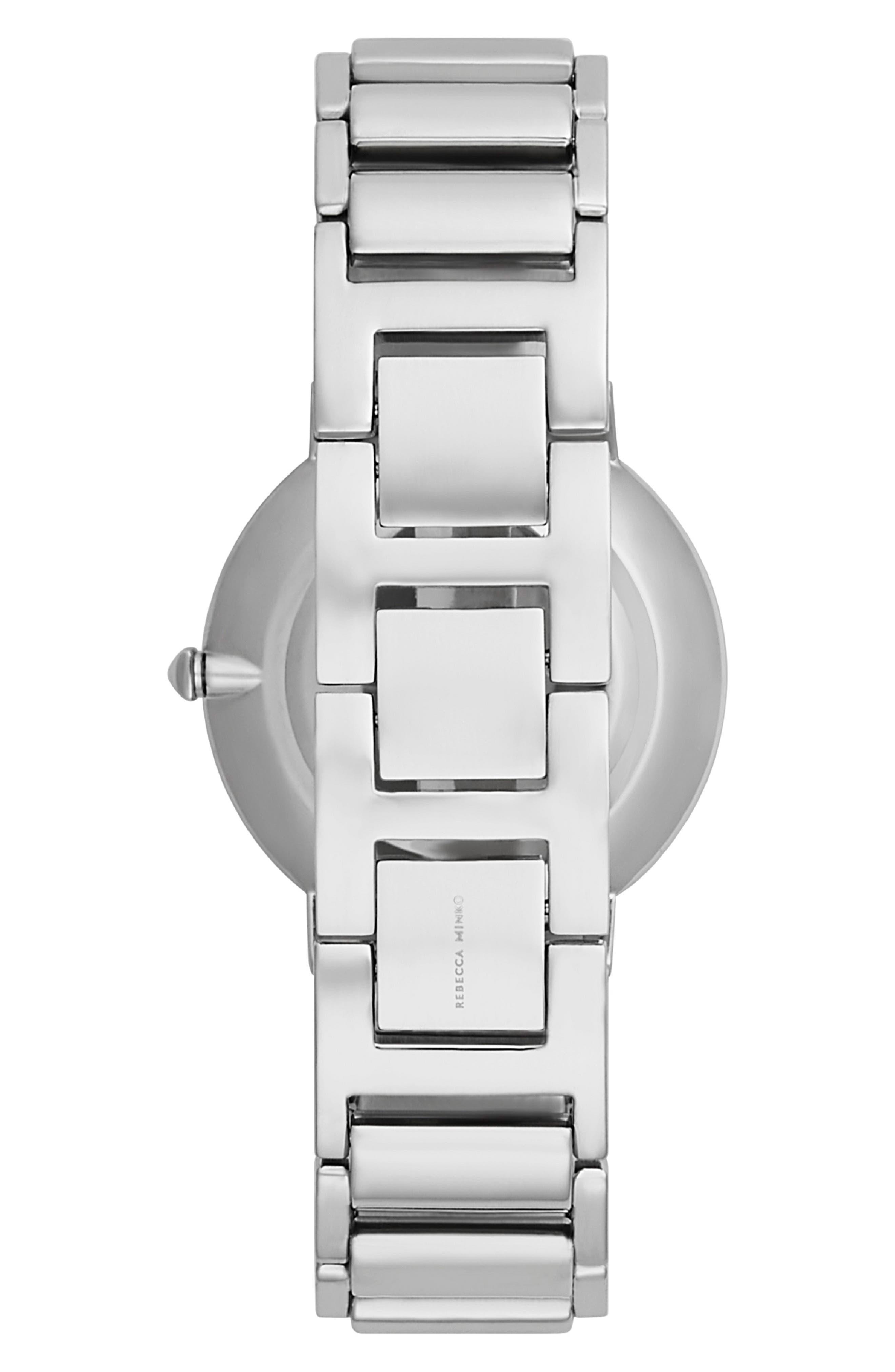 Major Bracelet Watch, 35mm,                             Alternate thumbnail 2, color,                             SILVER