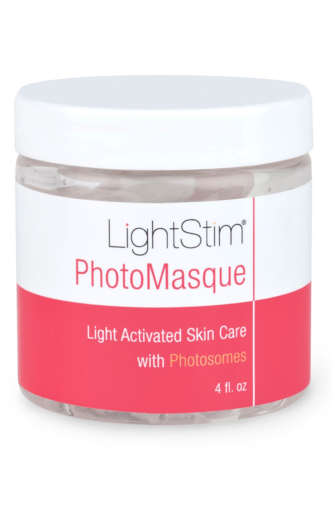 LightStim PhotoMasque Light Activated Skin Care,                             Main thumbnail 1, color,                             000