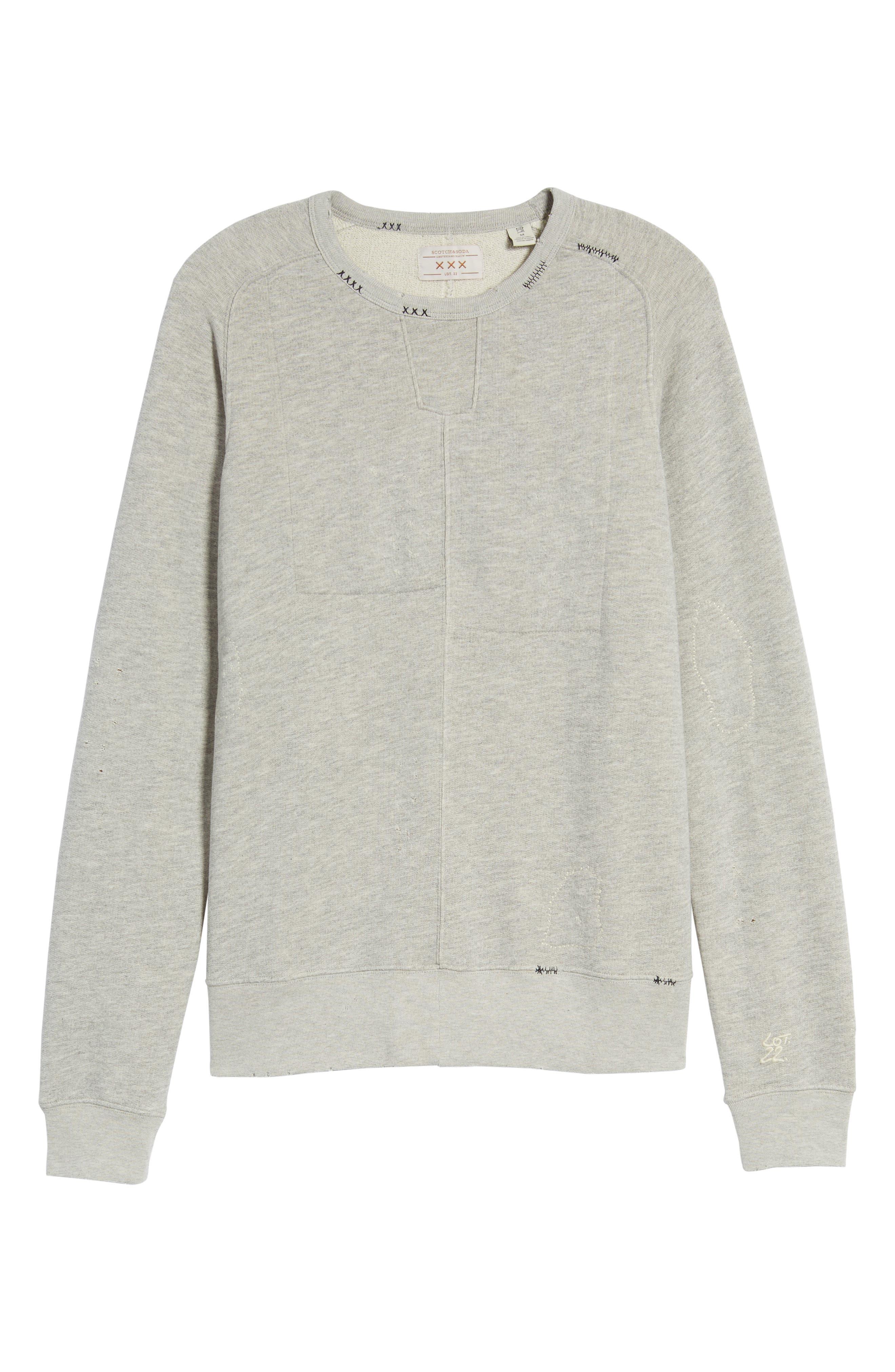 Lot 22 Sweatshirt,                             Alternate thumbnail 6, color,                             450