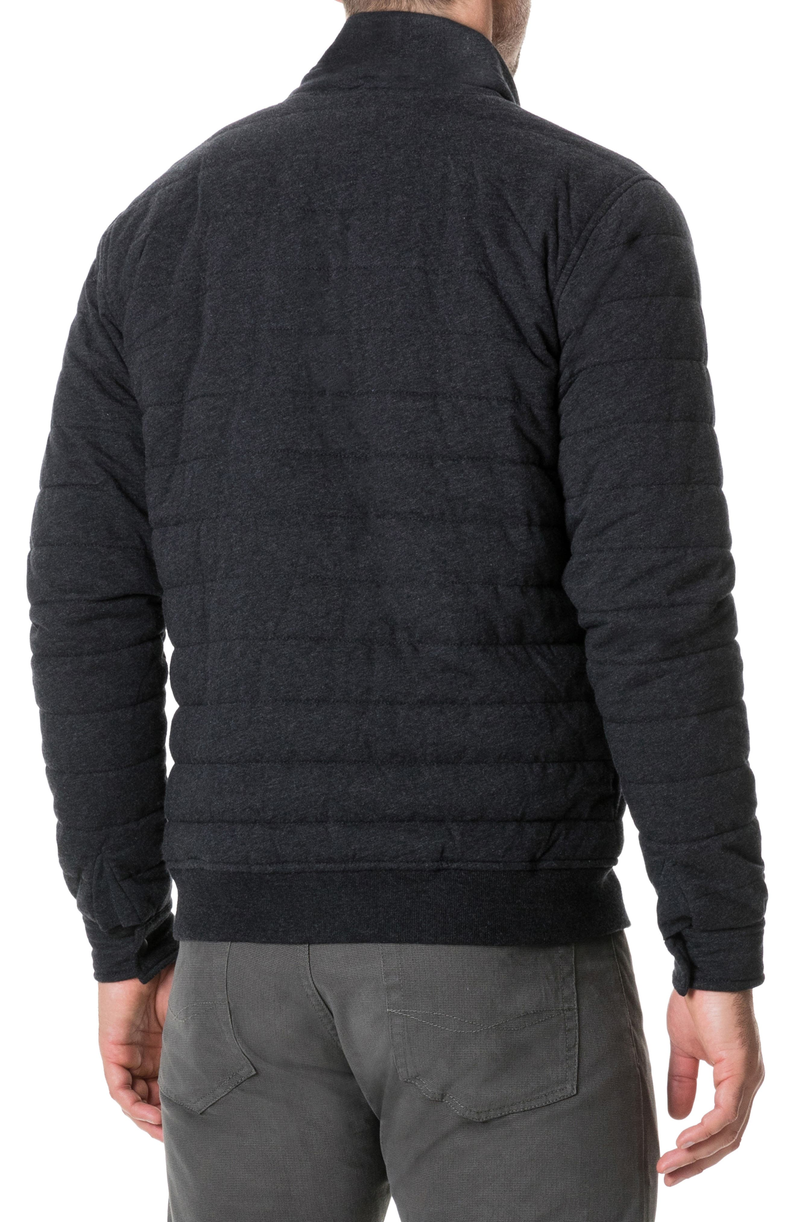 Birch Hill Regular Fit Jacket,                             Alternate thumbnail 2, color,                             CHARCOAL