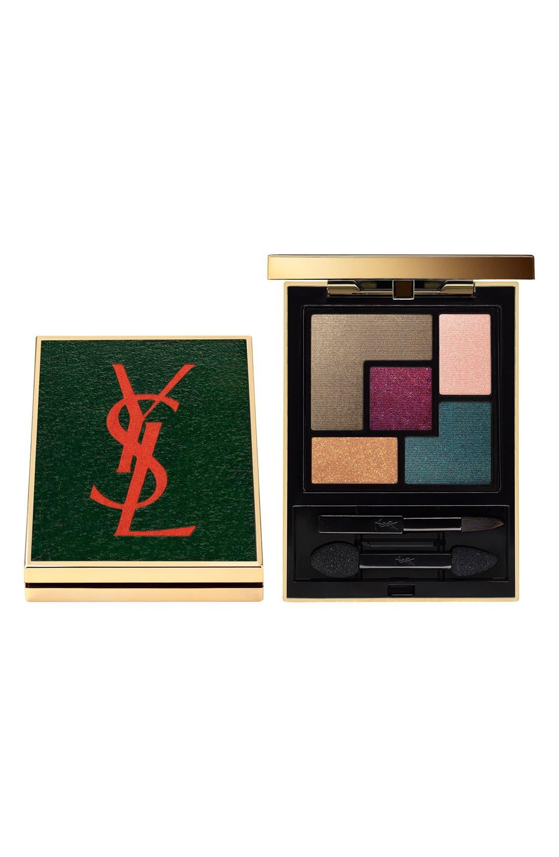 YVES SAINT LAURENT,                             'Scandal' Couture Palette,                             Main thumbnail 1, color,                             000