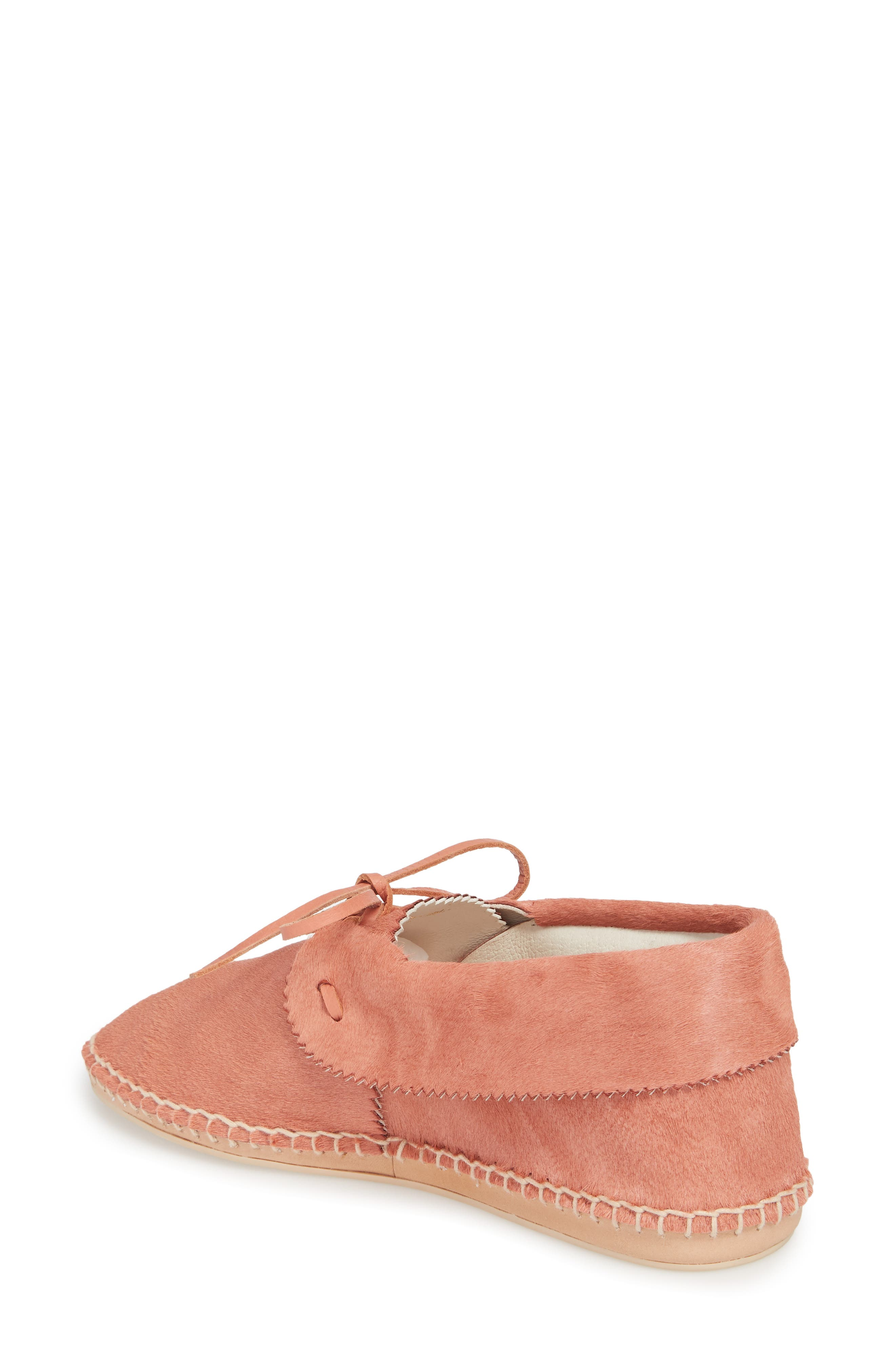 Canyon Moccasin Flat,                             Alternate thumbnail 2, color,                             DUSTY ROSE