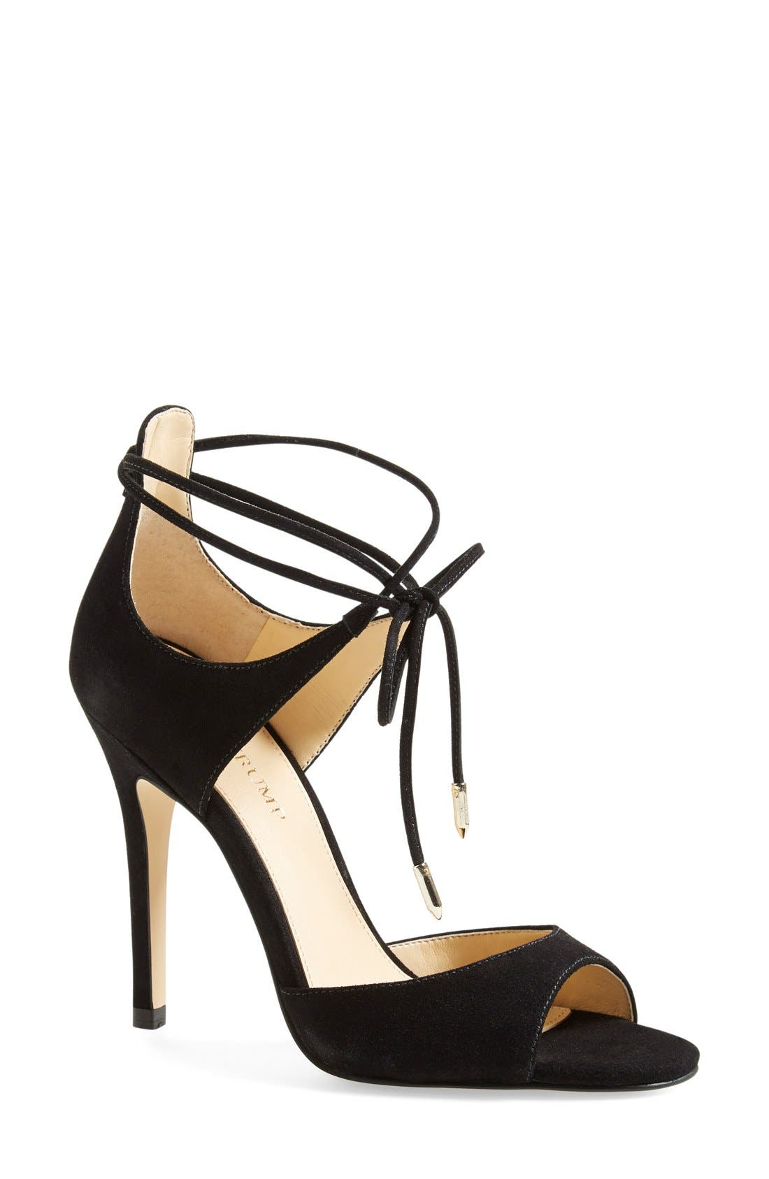 'Holidae' d'Orsay Sandal,                         Main,                         color, 001
