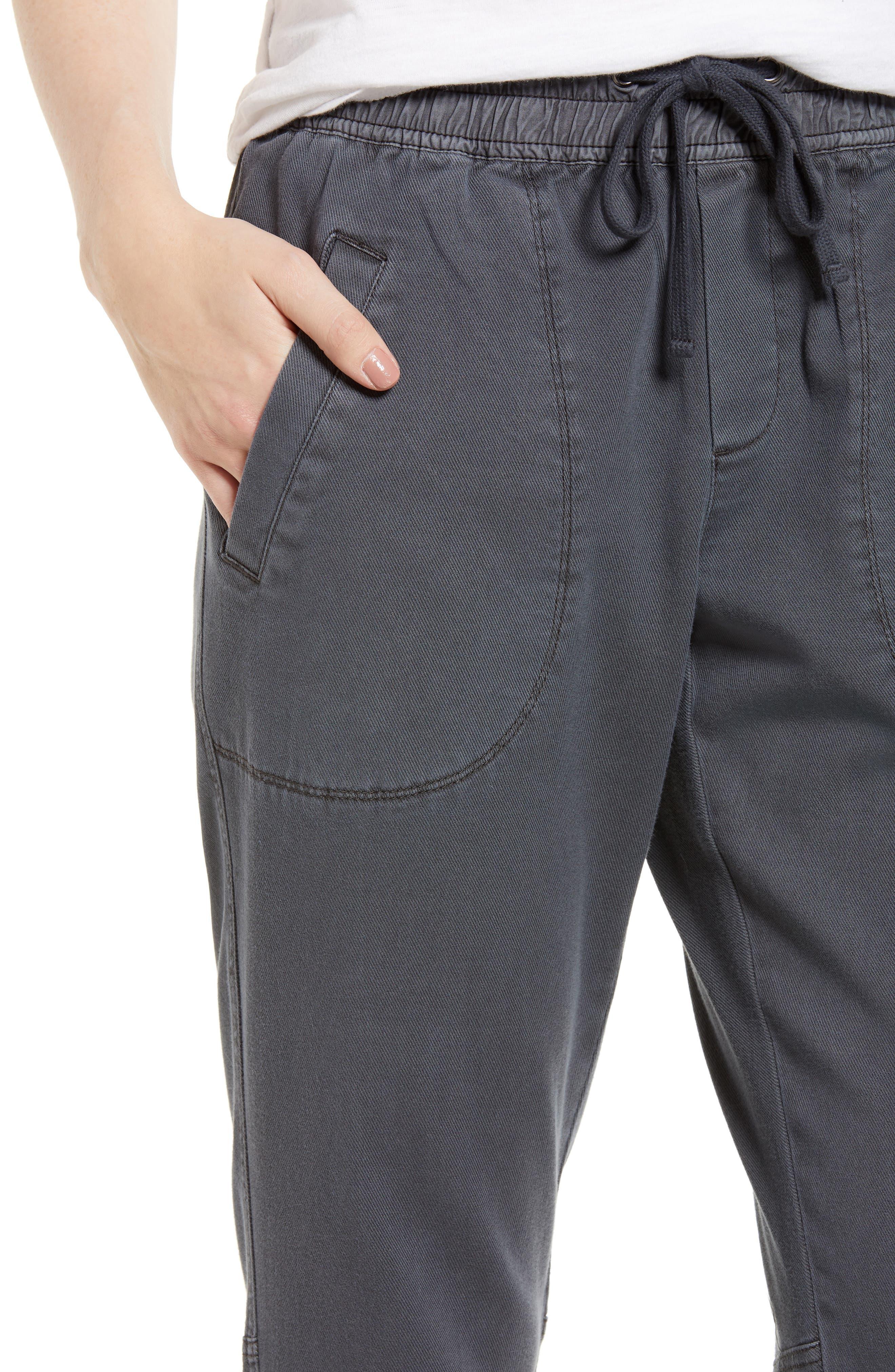 Modern Utility Pants,                             Alternate thumbnail 4, color,                             099