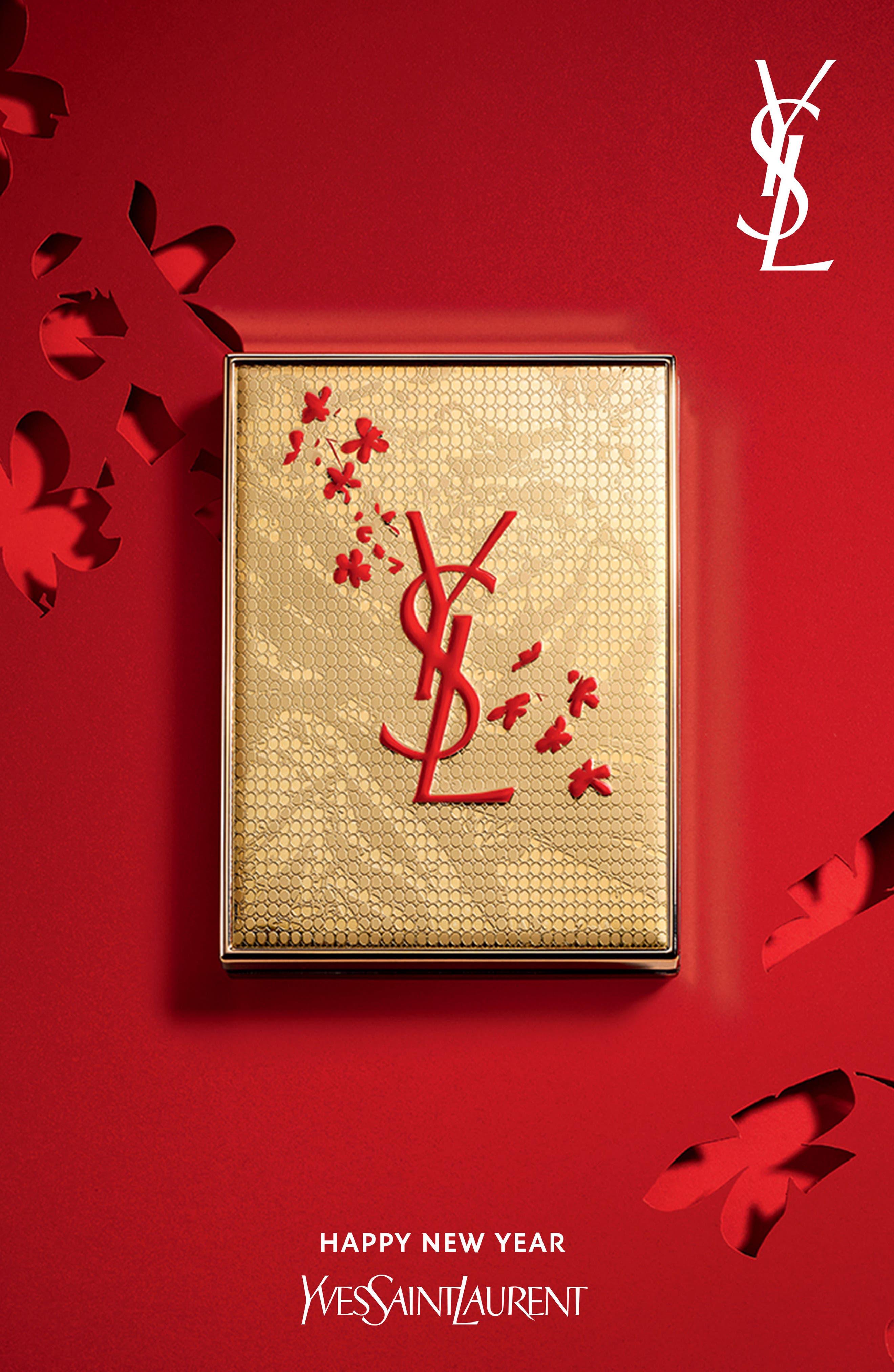 Chinese New Year Hope & Joy Blush Volupté Palette,                             Alternate thumbnail 4, color,