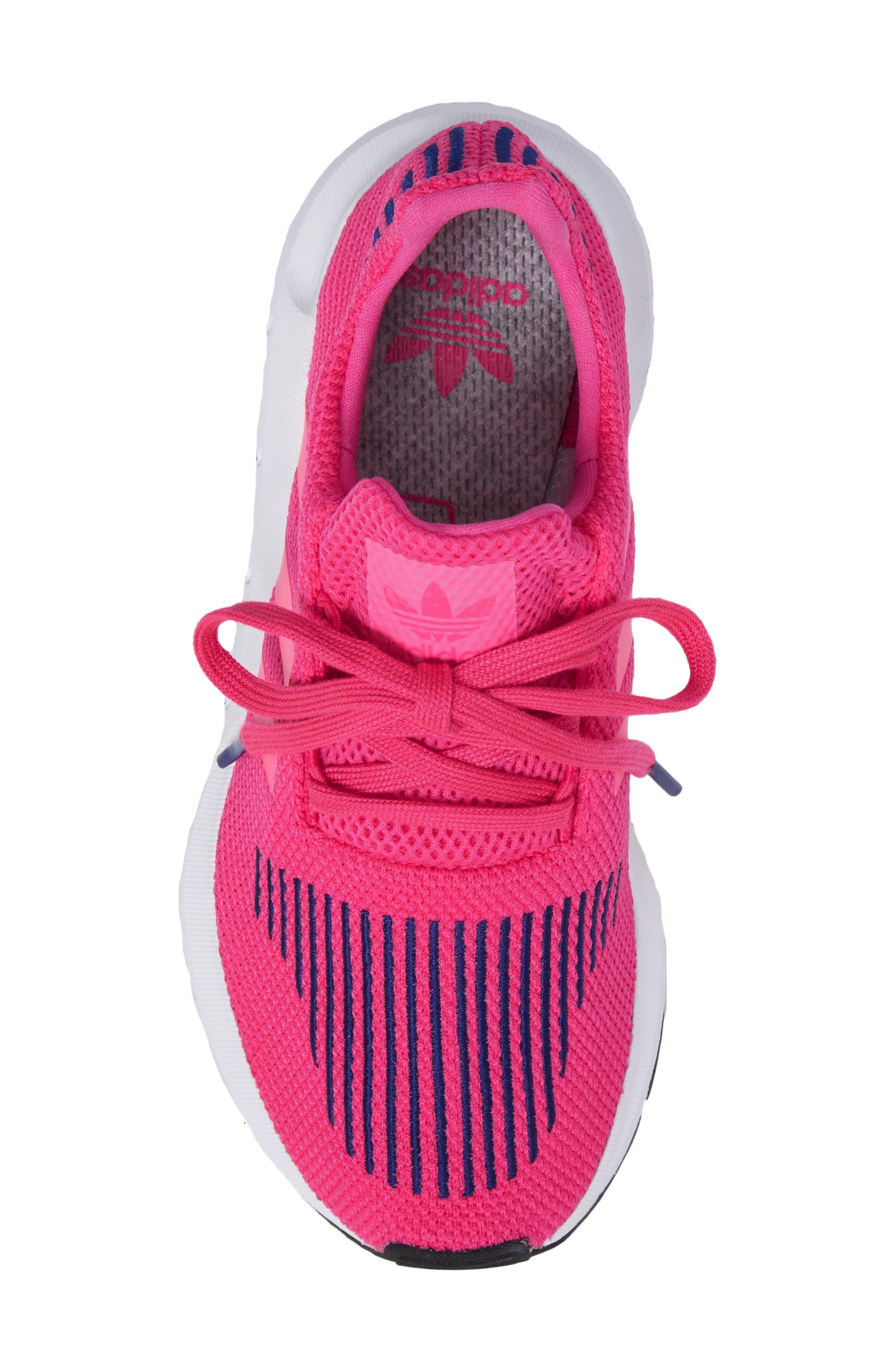Swift Run Sock Knit Sneaker,                             Alternate thumbnail 5, color,                             672