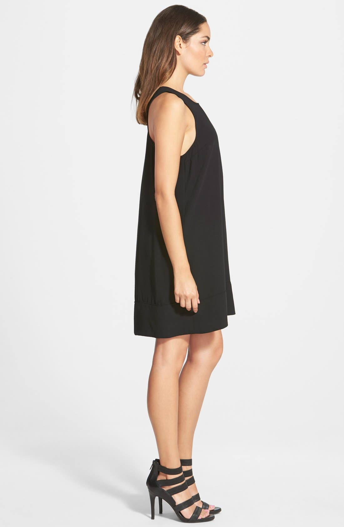 Racerback Shift Dress,                             Main thumbnail 27, color,
